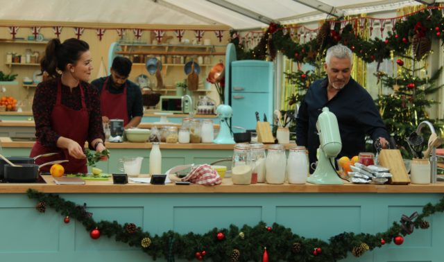 The Great New Year's Bake Off