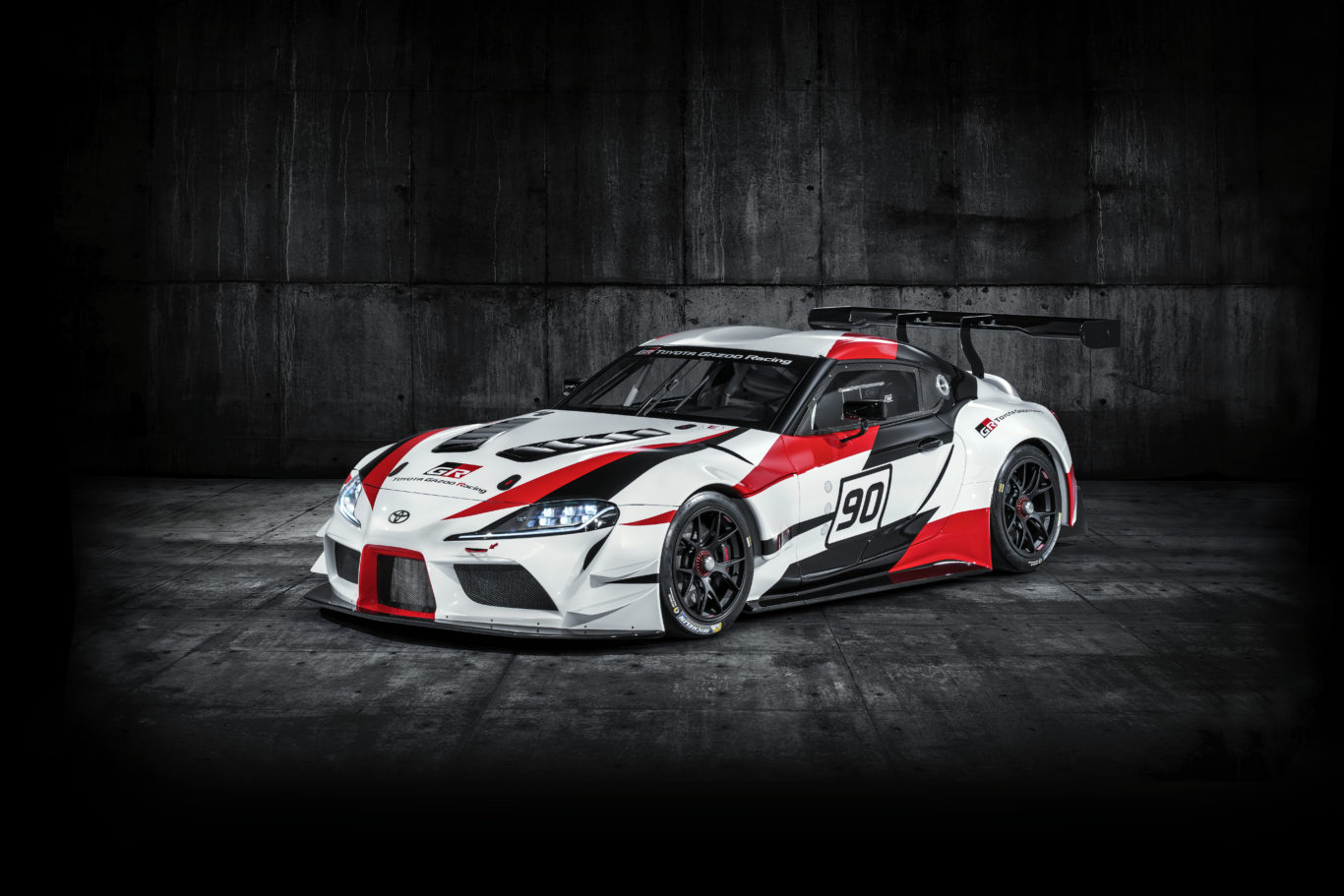 The new Toyota Supra shares many parts with the BMW Z4