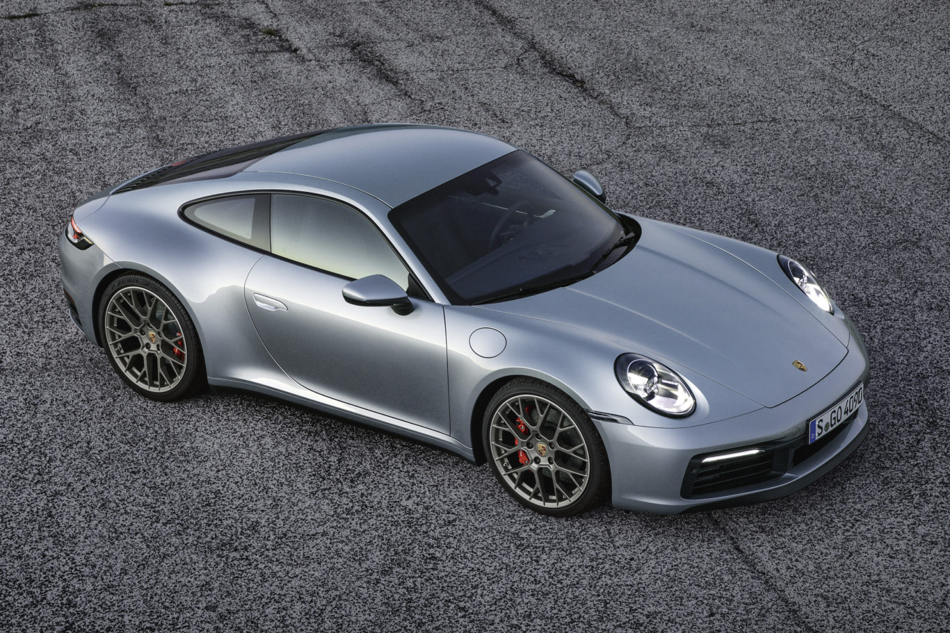 The new 911 has been completely overhauled to make it faster and more engaging than before