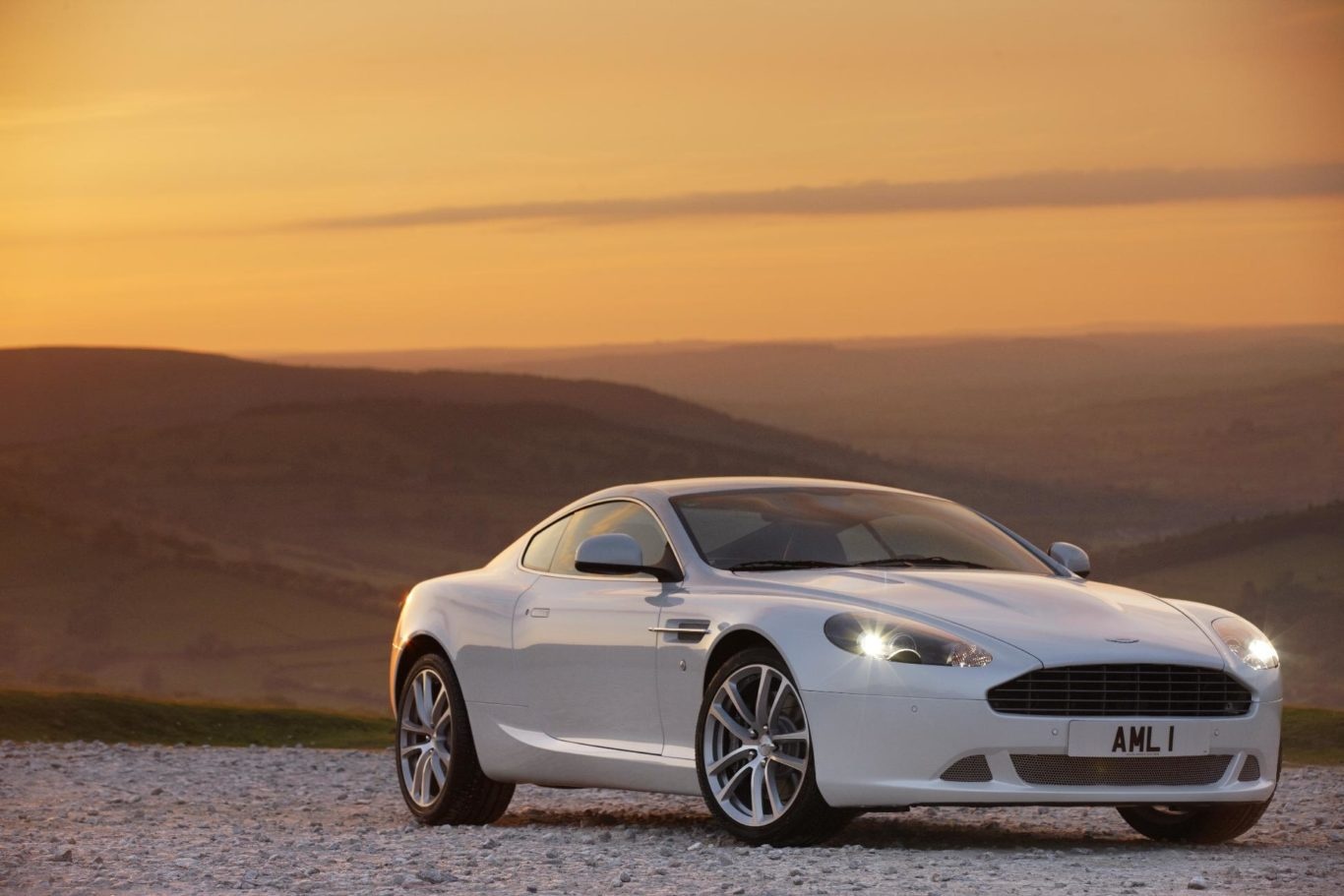 The DB9 heralded a new age for Aston Martin