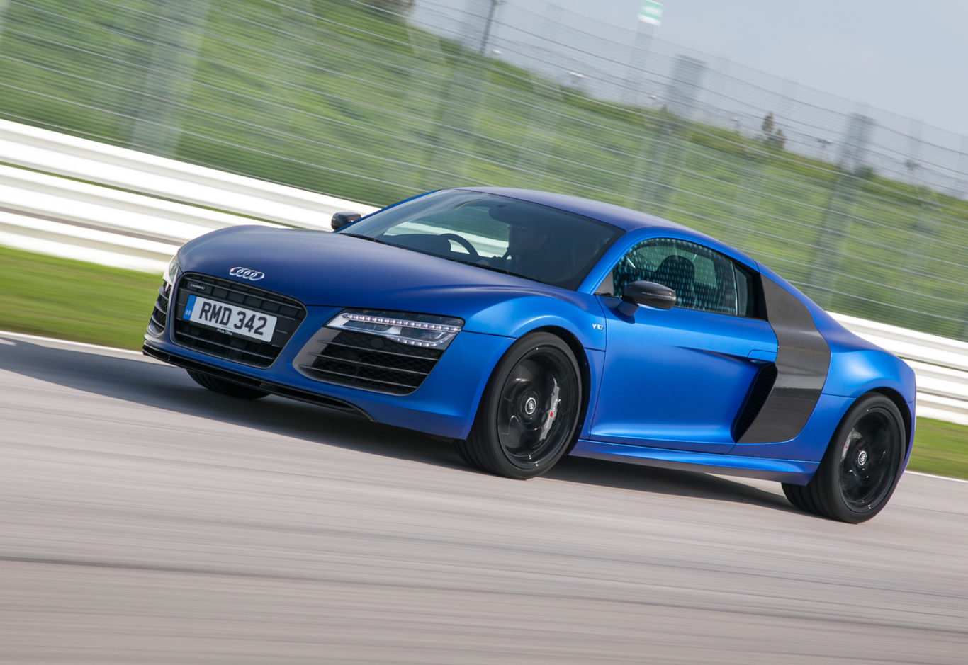 The first-generation R8 was one of the first 'everyday' supercars