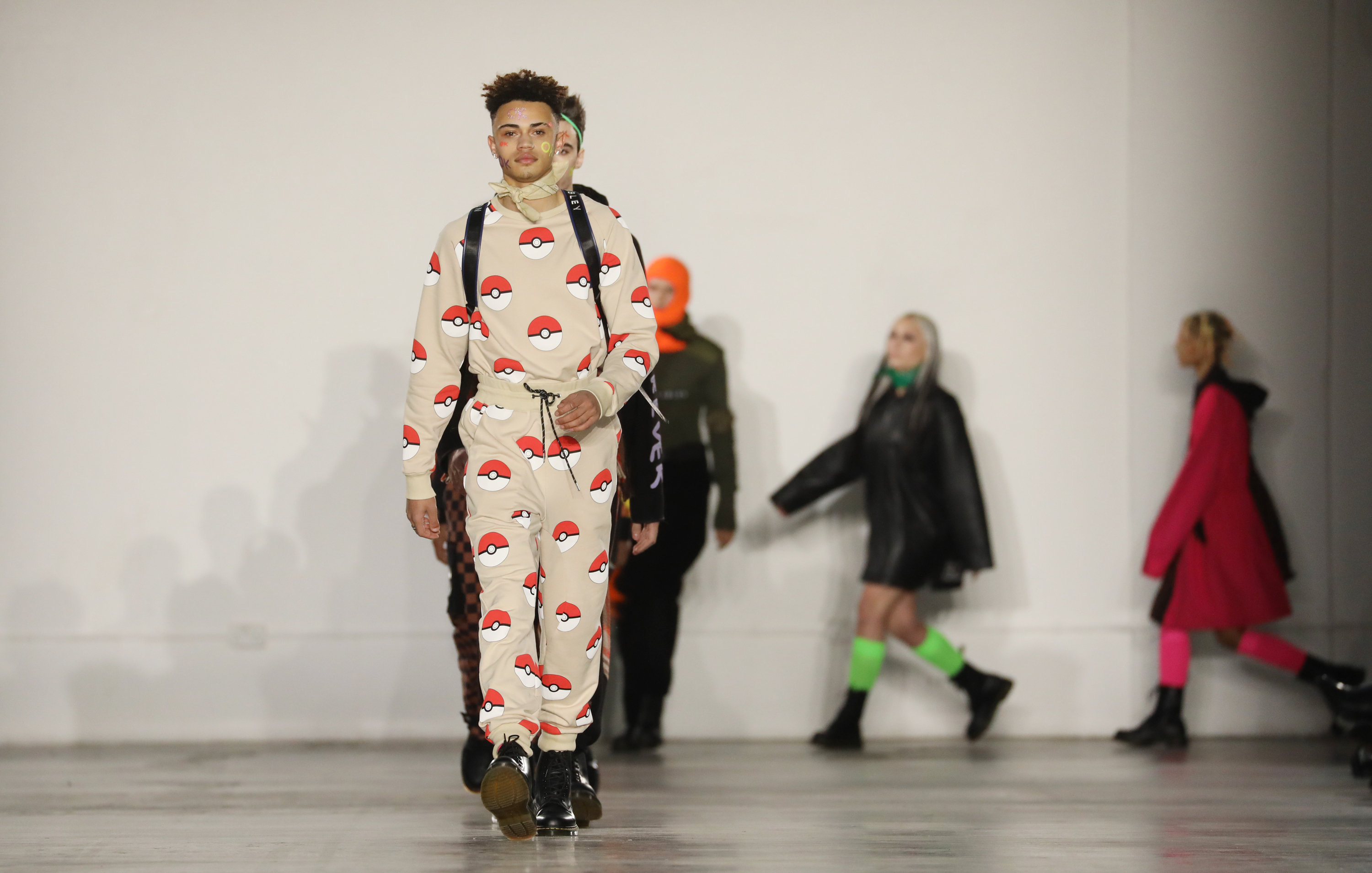 Bobby Abley catwalk