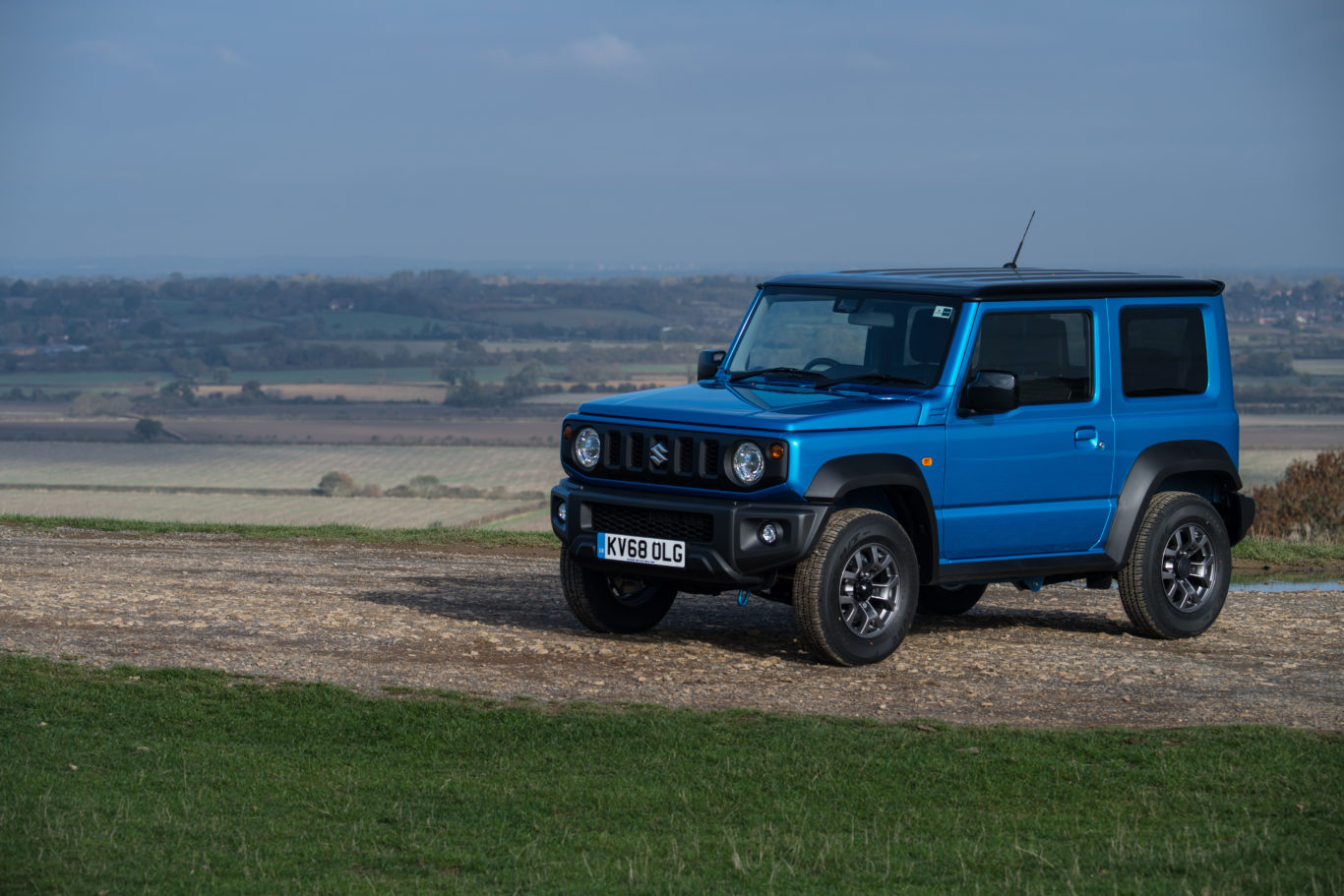 The Jimny's lack of safety tech worked against it in crash tests