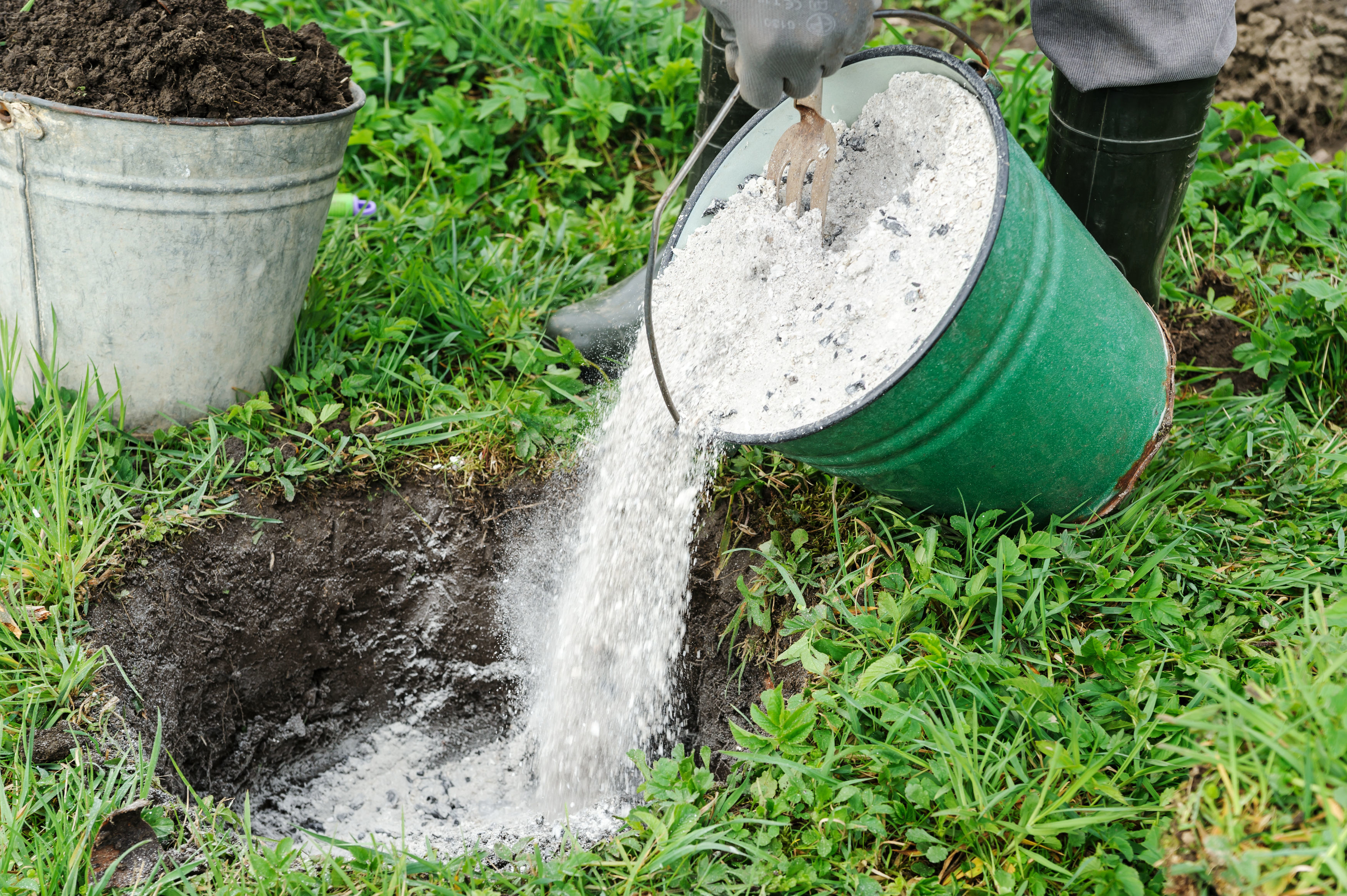 Ash helps fertilise soil (Thinkstock/PA)