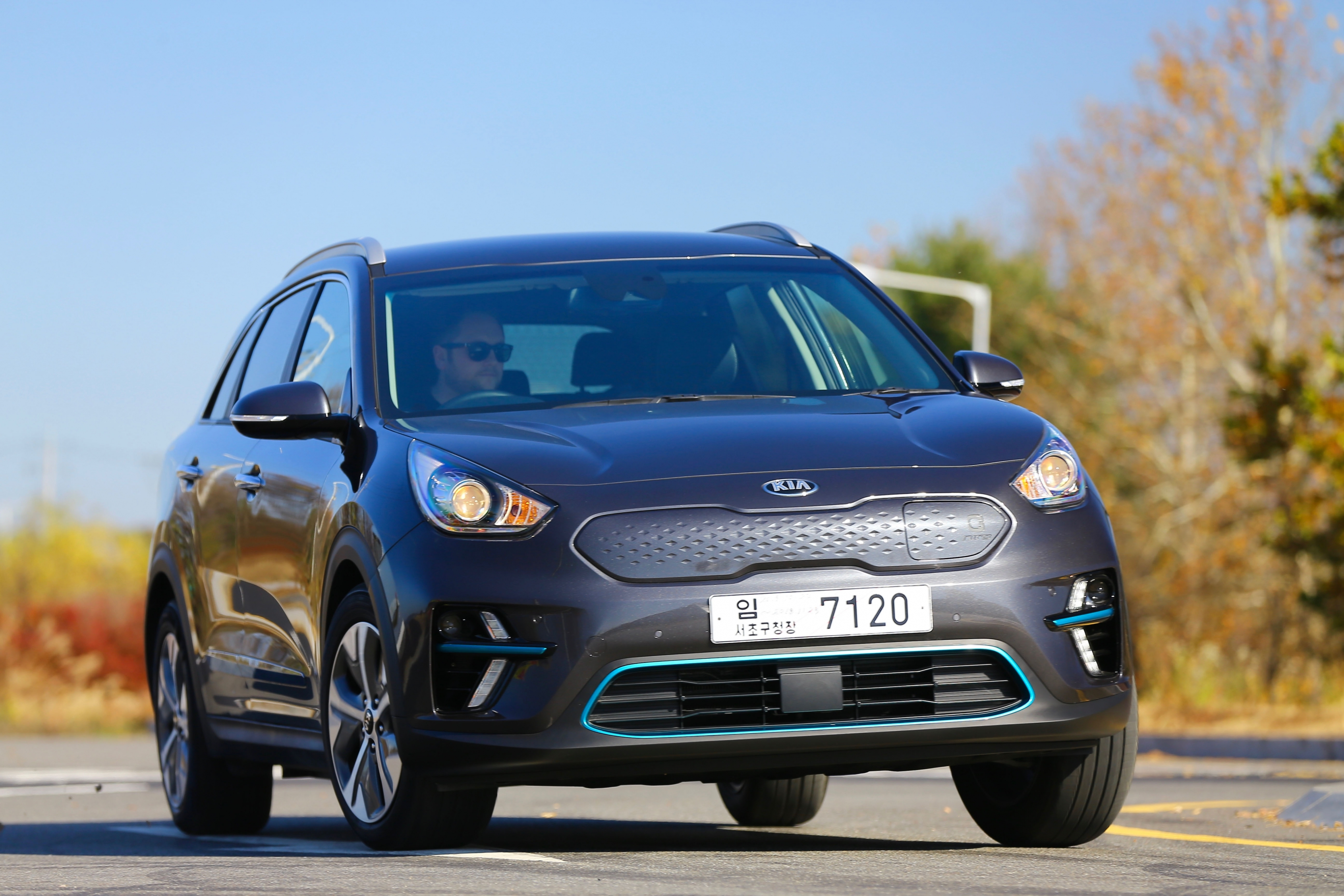 The Kia e-Niro has a range of 253 miles (Kia/PA)