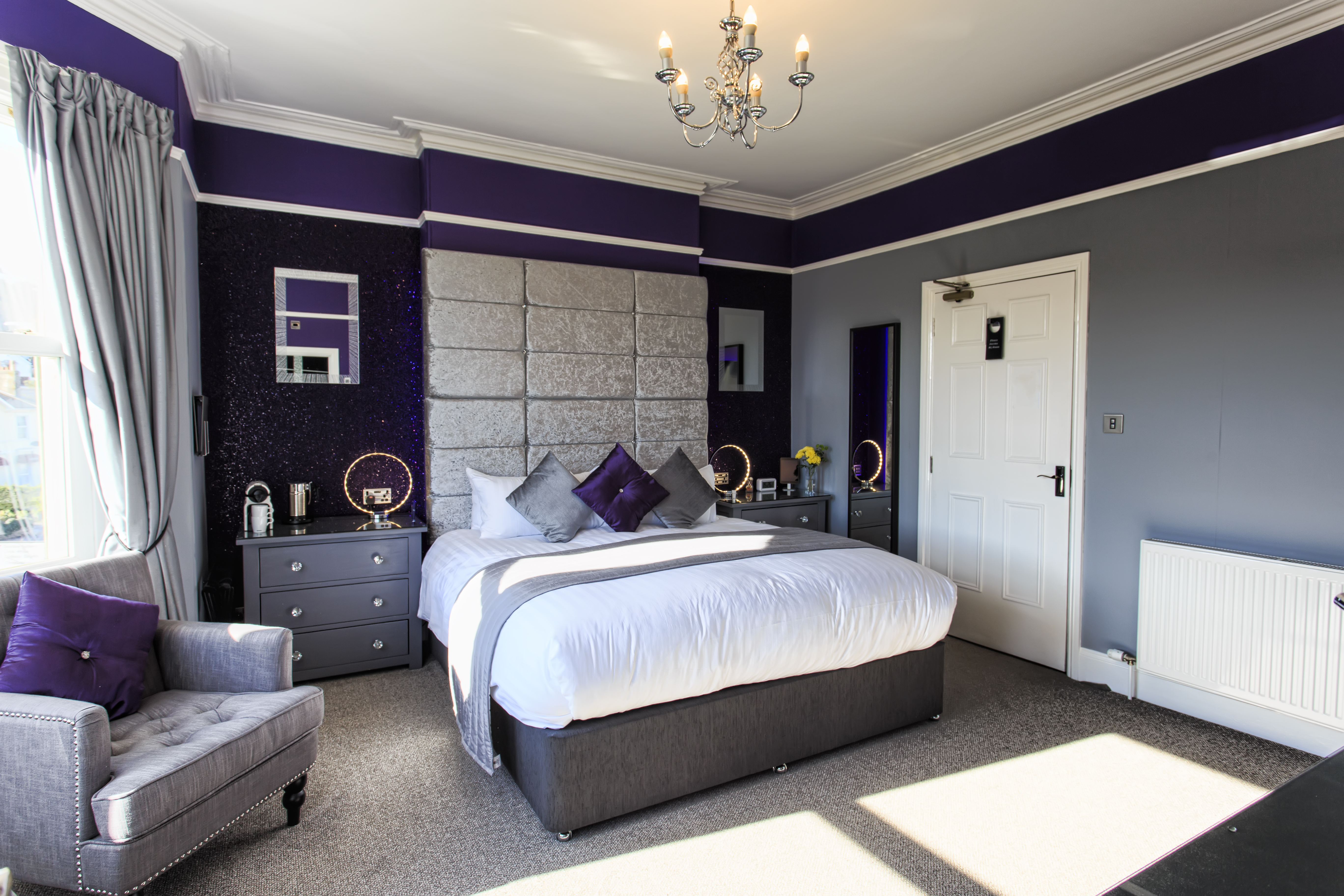The B&B features six bedrooms (TripAdvisor/PA)