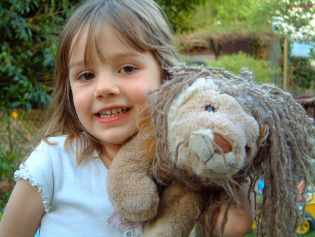 Molly Russell died in 2017 at 14-years-old after viewing harmful content on social media. Childhood photo of Molly provided by her family through solicitors. (Russell family, Leigh Day)