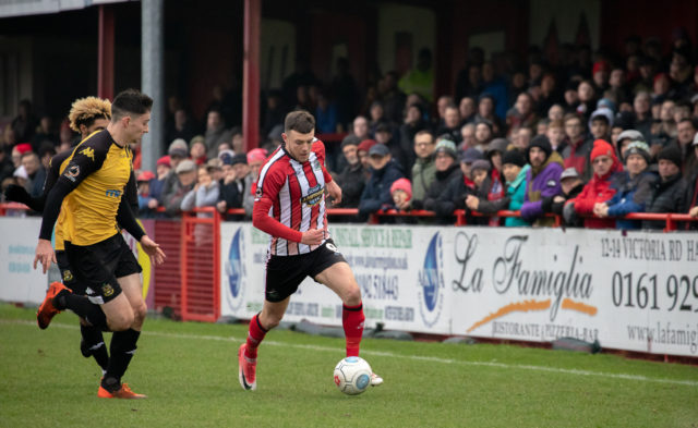 Altrincham FC  first in the world  to wear LGBT kit in competitive ... c068e756d