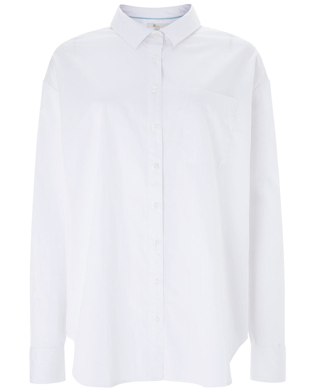 Boden Maria White Relaxed Shirt