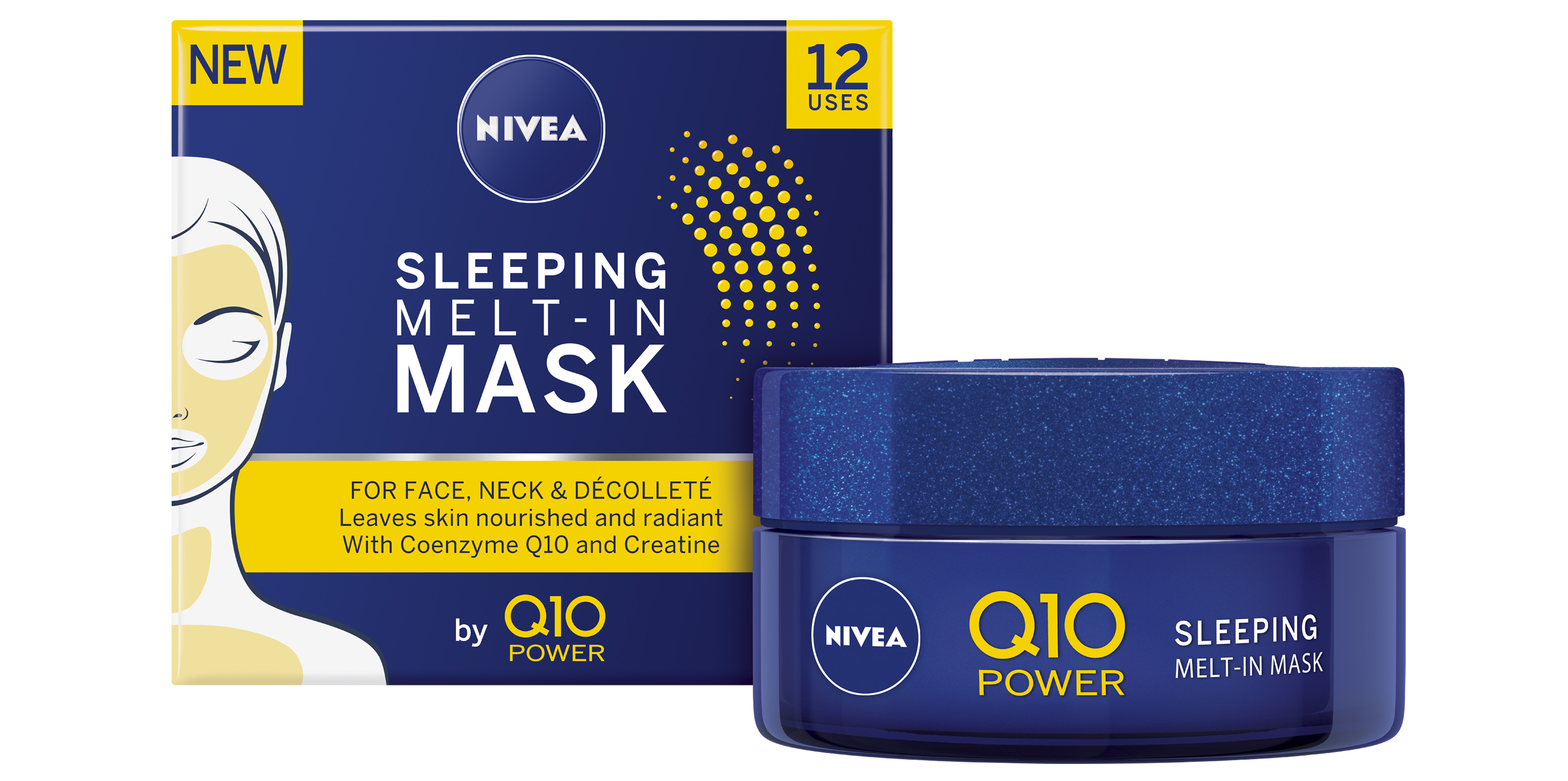 Nivea Sleeping Melt-In Mask