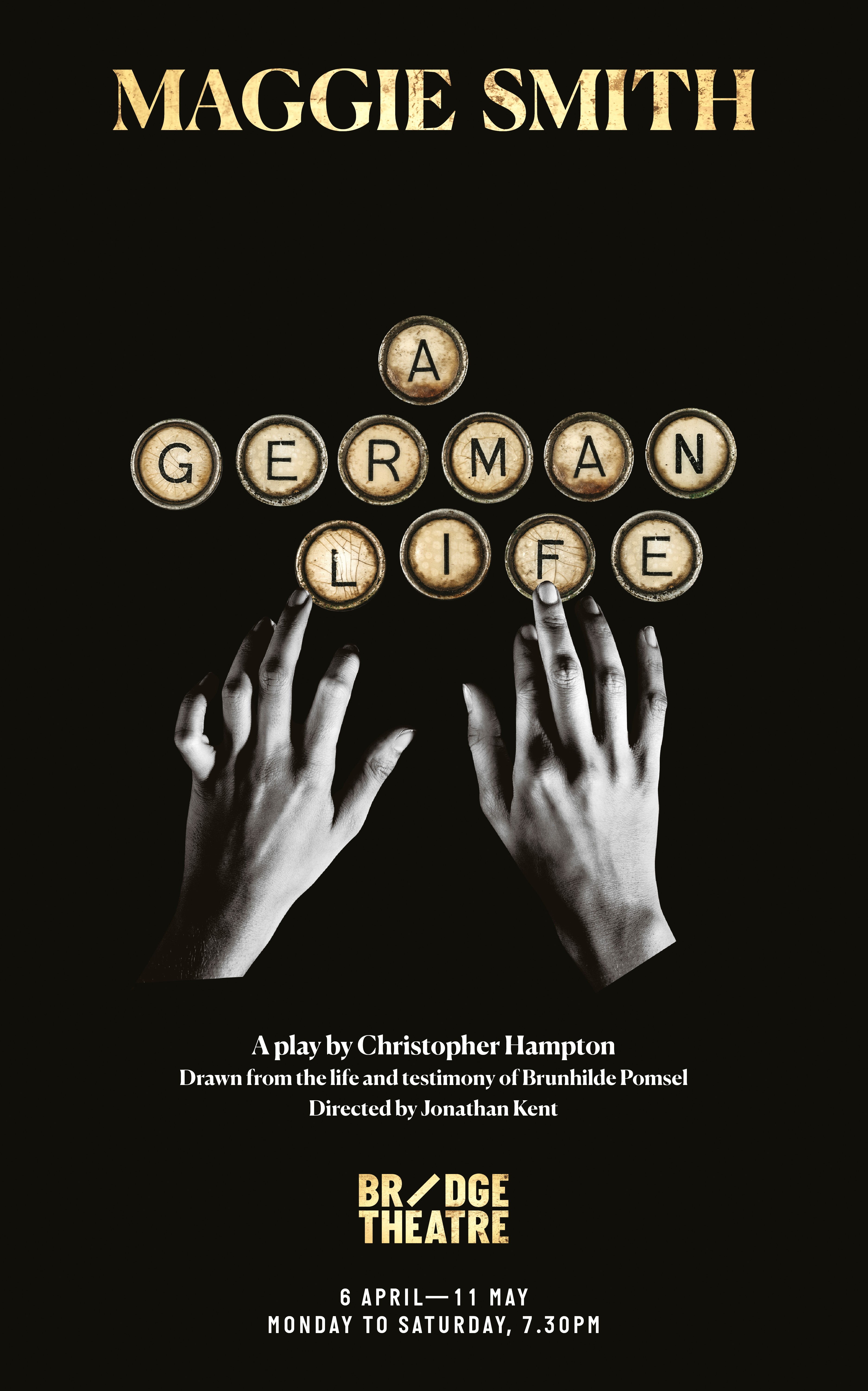 A German Life by Christopher Hampton