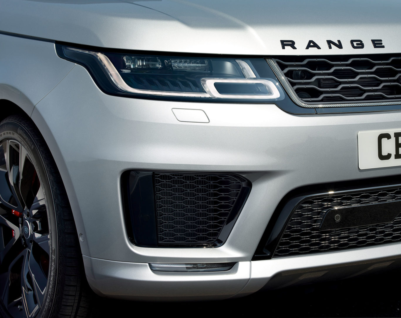 The Range Rover Sport is available now