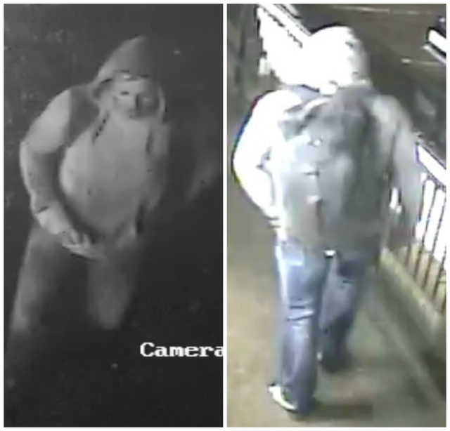 Police Scotland CCTV images