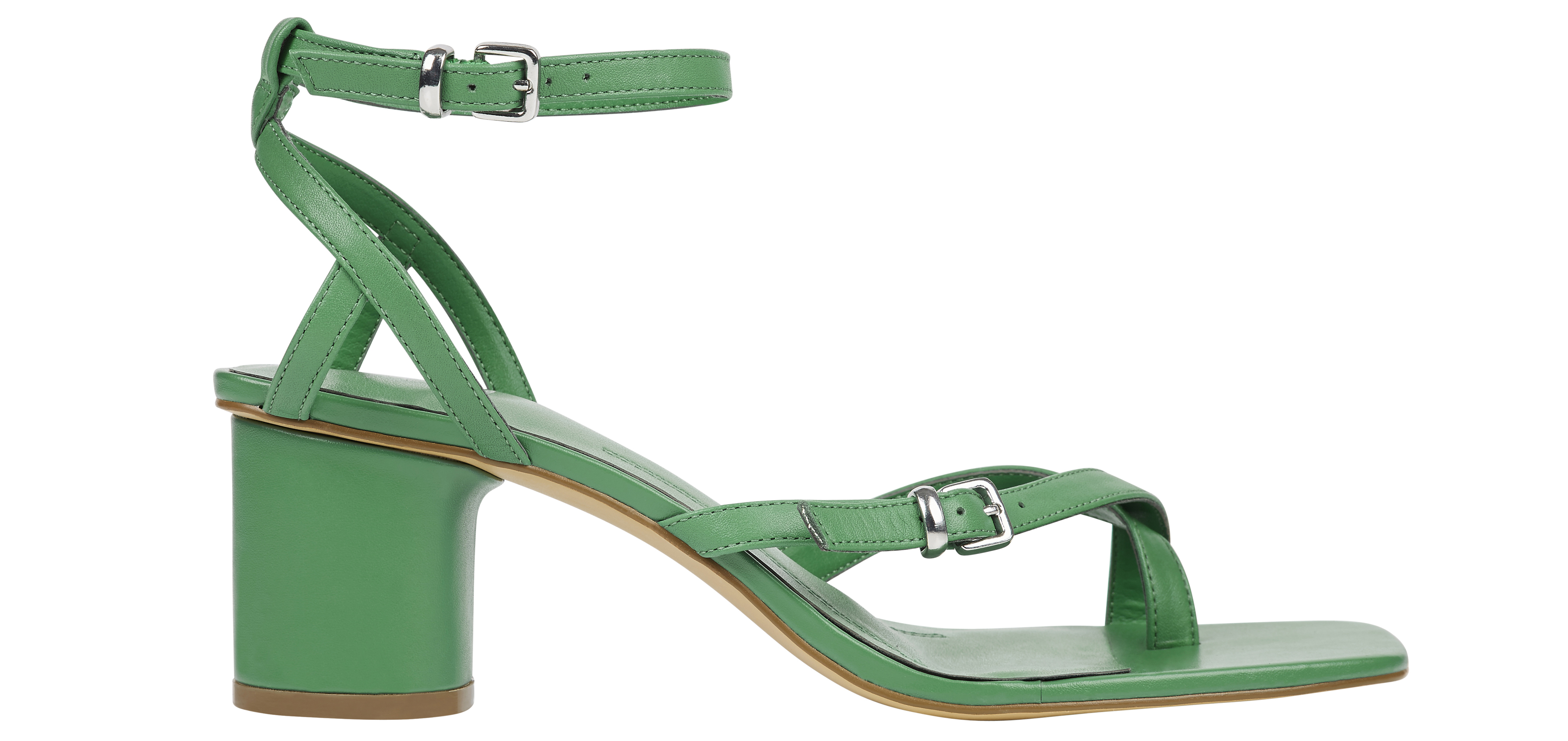Marks and Spencer Square Toe Sandals