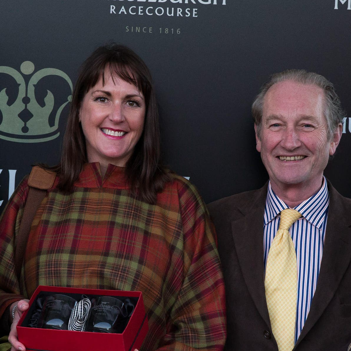 Clare and Paul Rooney will allow their horses to be entered at Cheltenham again