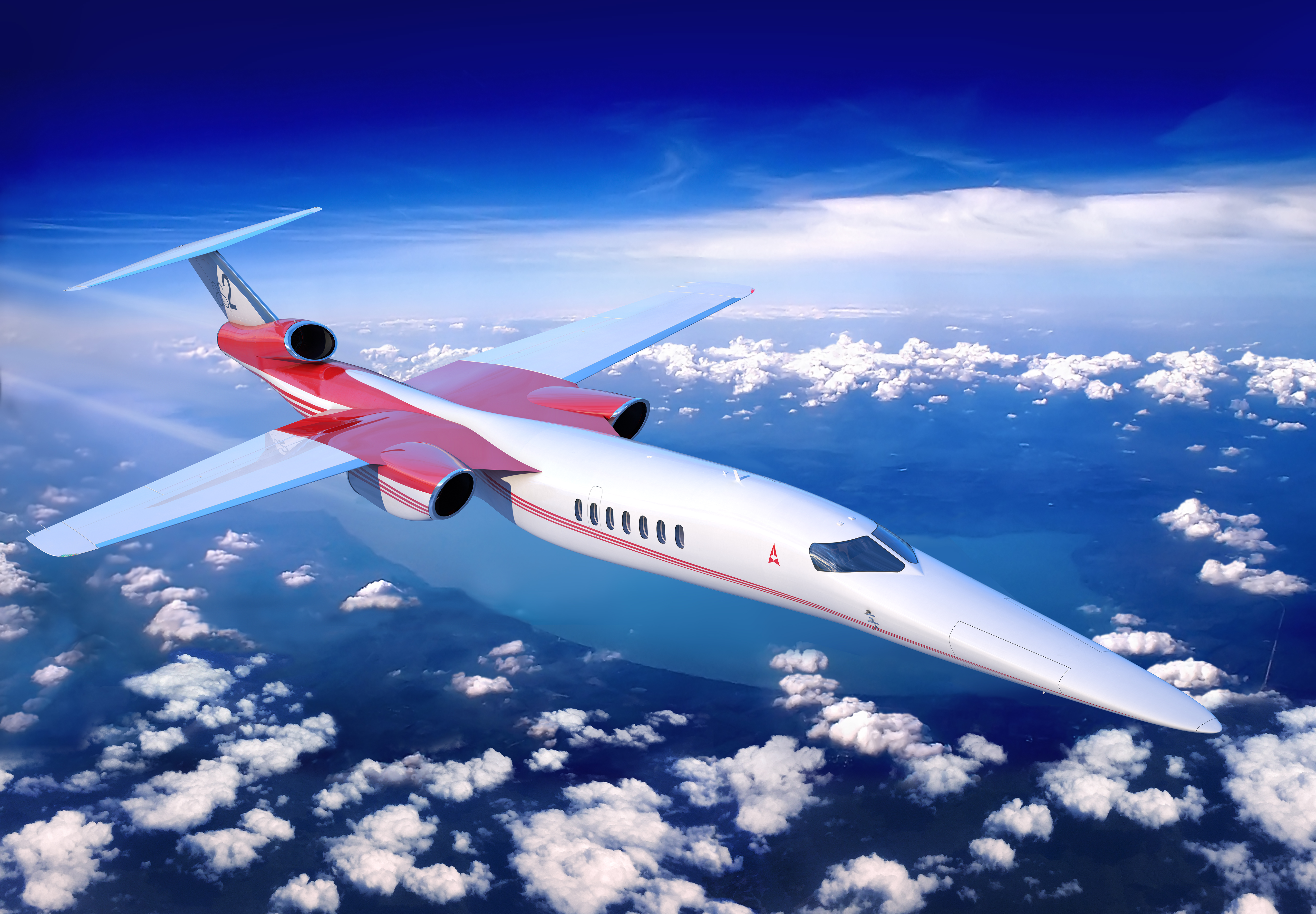 Aerion Supersonic is working on a business jet (Aerion Supersonic/PA)