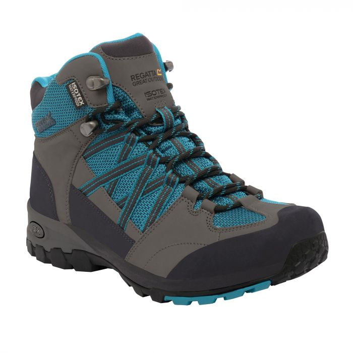 Regatta Lady Samaris Mid Hiking Boots, £24.95 down from £100, regatta.com
