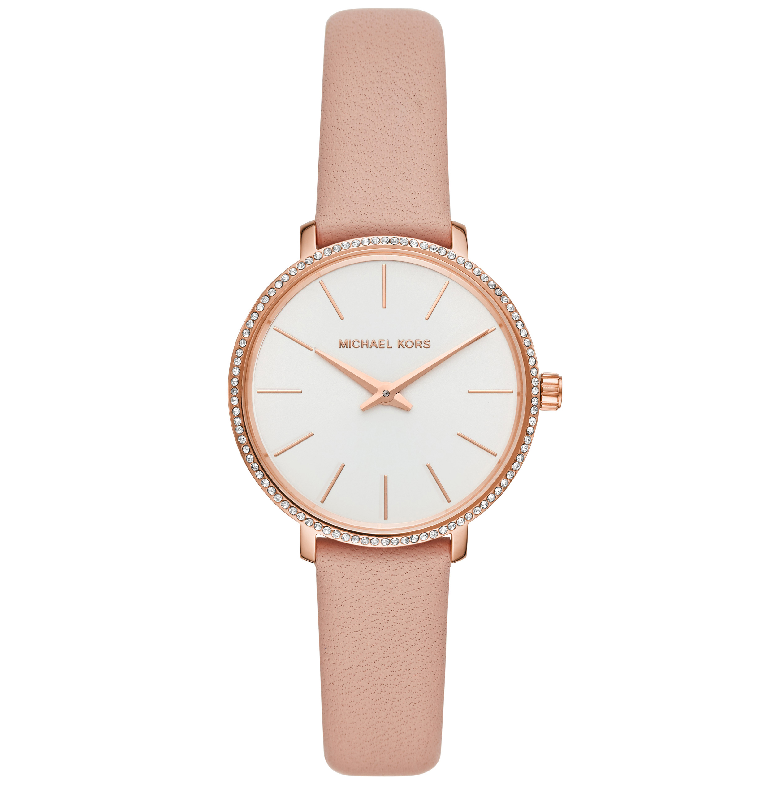 Michael Kors Pyper Rose Gold Tone Ladies Watch