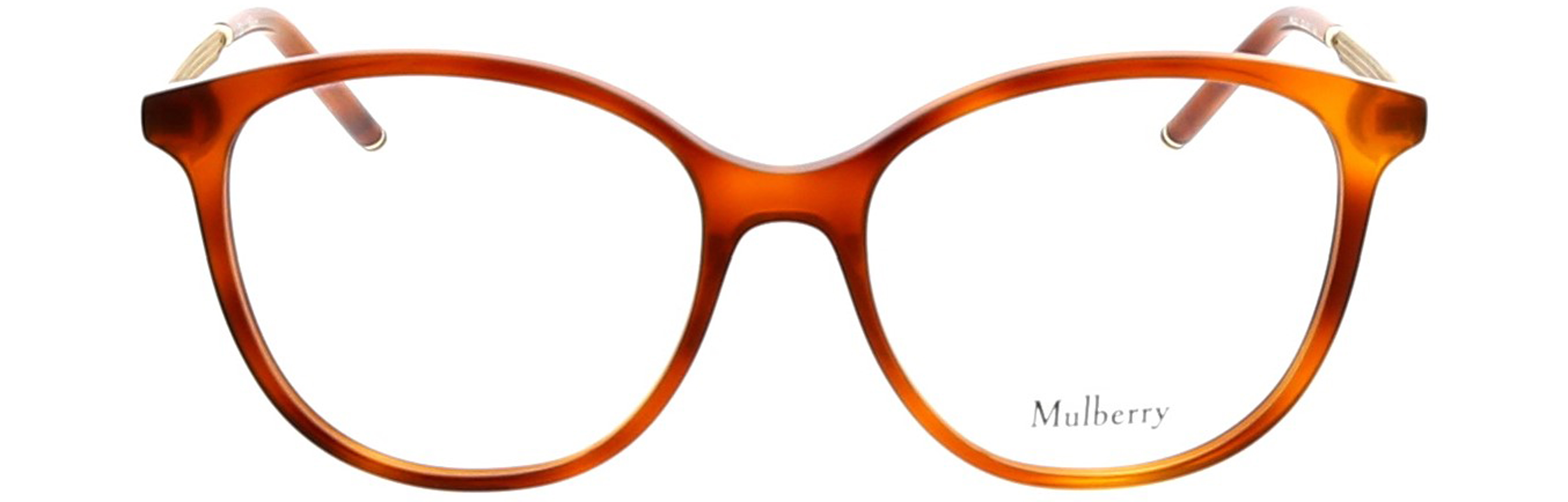 Mulberry VML021 Womens Glasses Light Havana