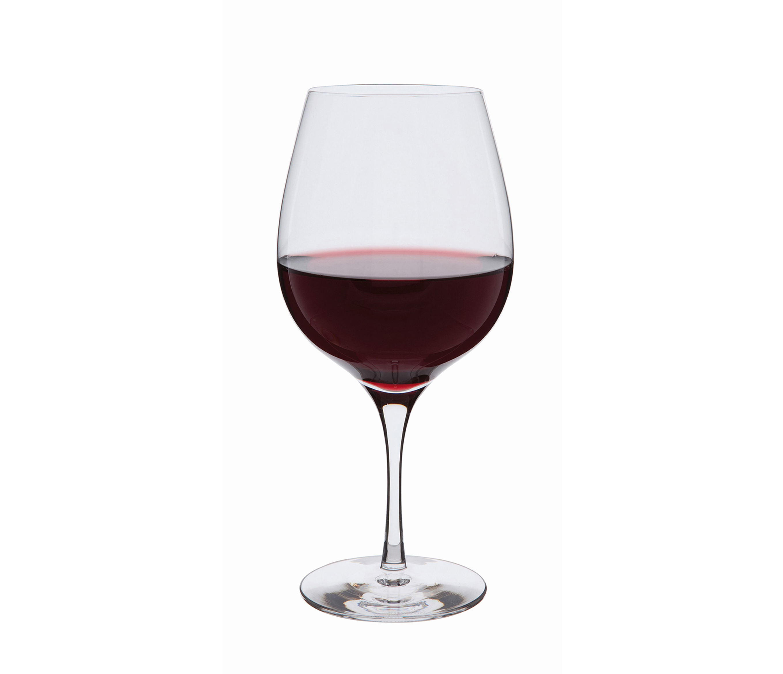 Larger red wine glass