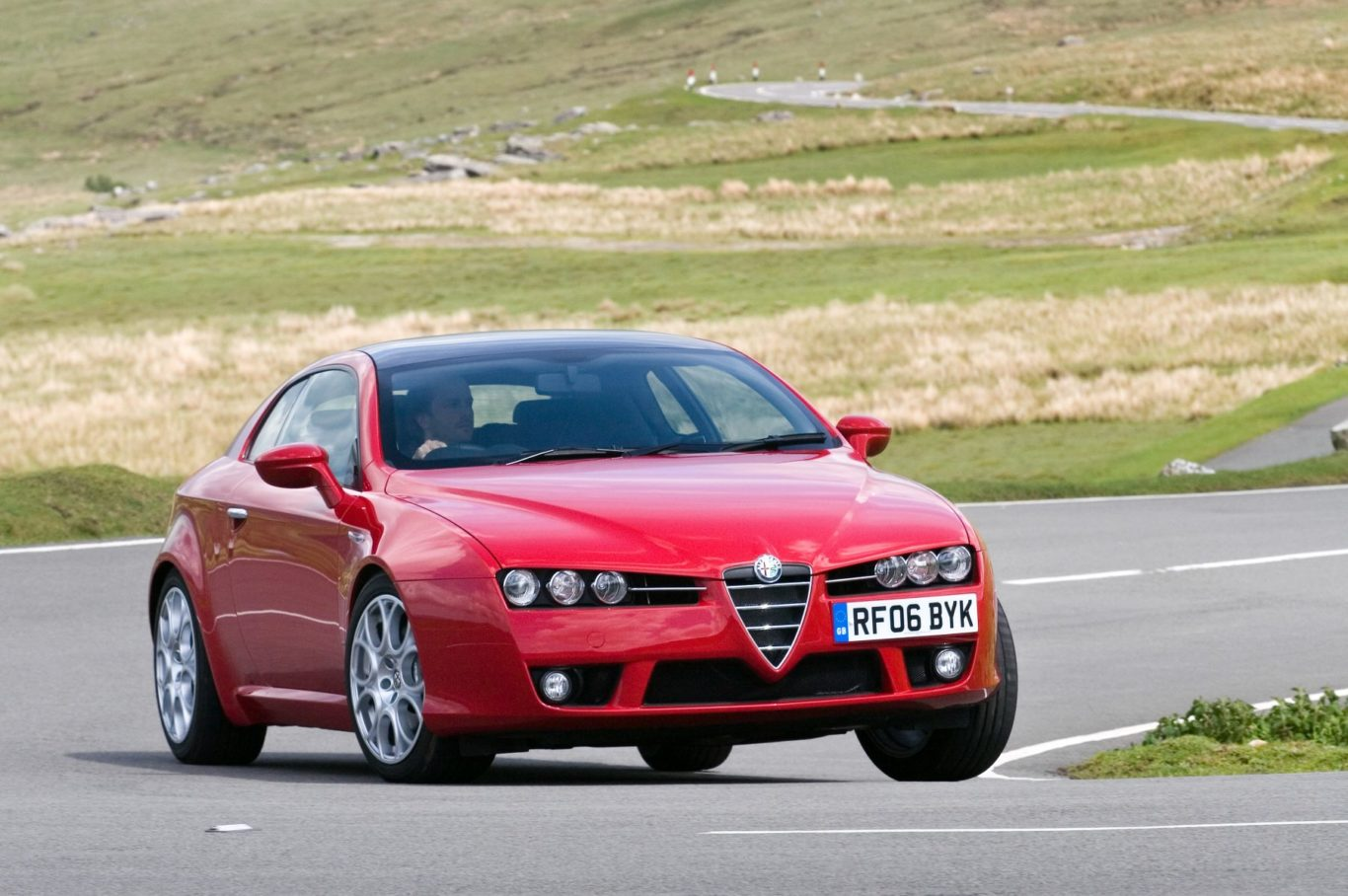 The Brera was famed for its elegant styling