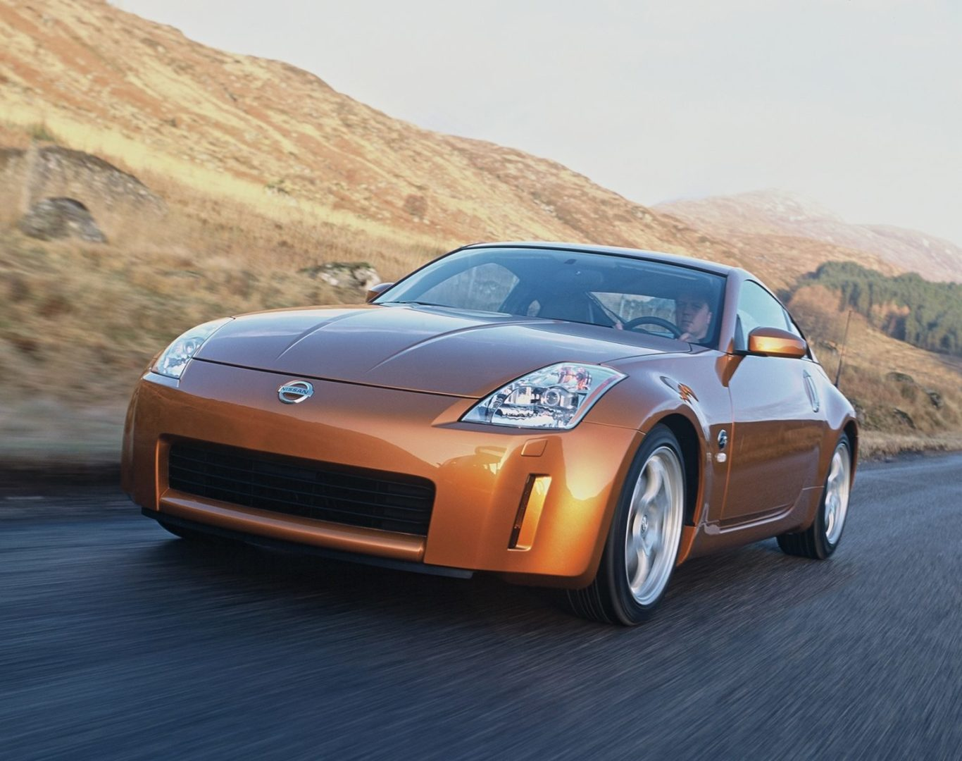 The Nissan 350Z reinvented the Z badge