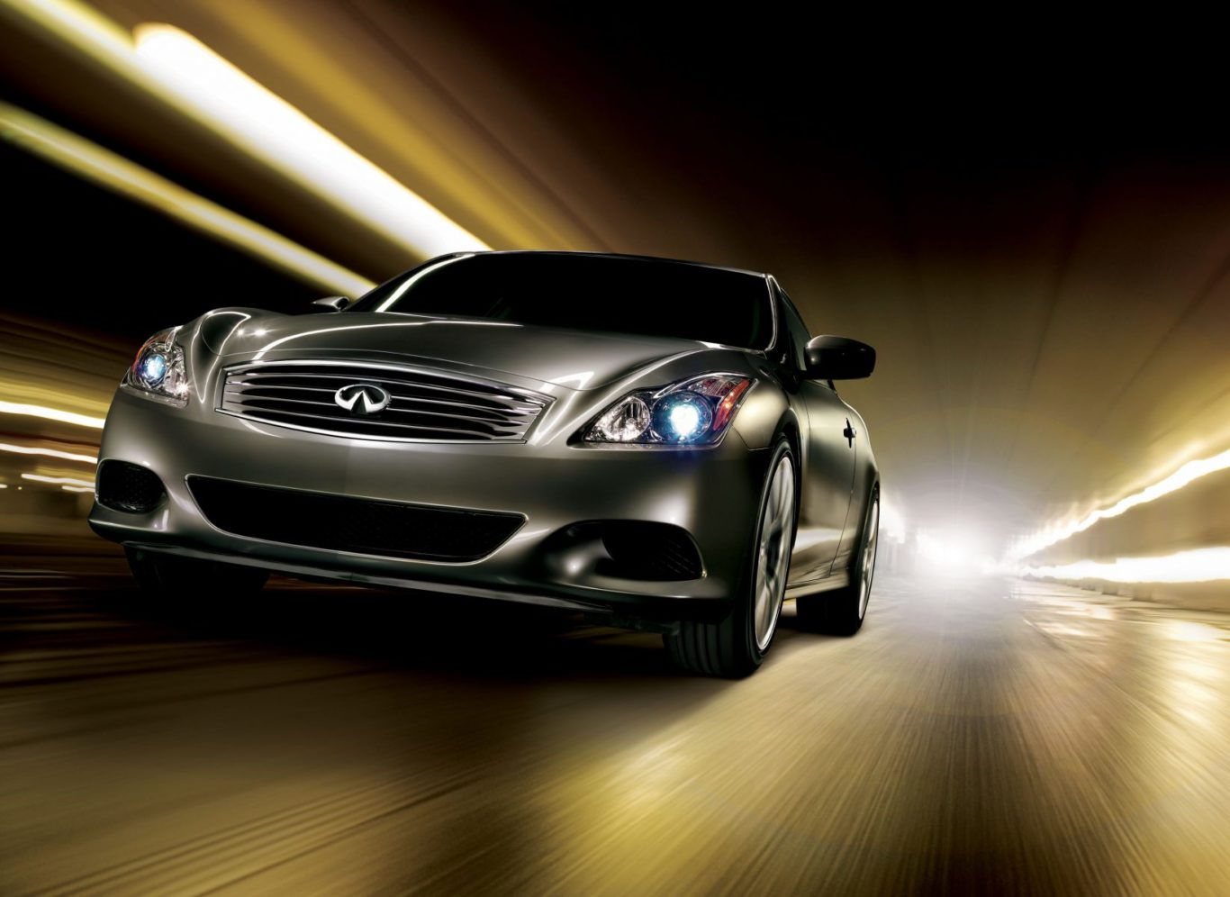 The G37 was Infiniti's rival to the BMW M3