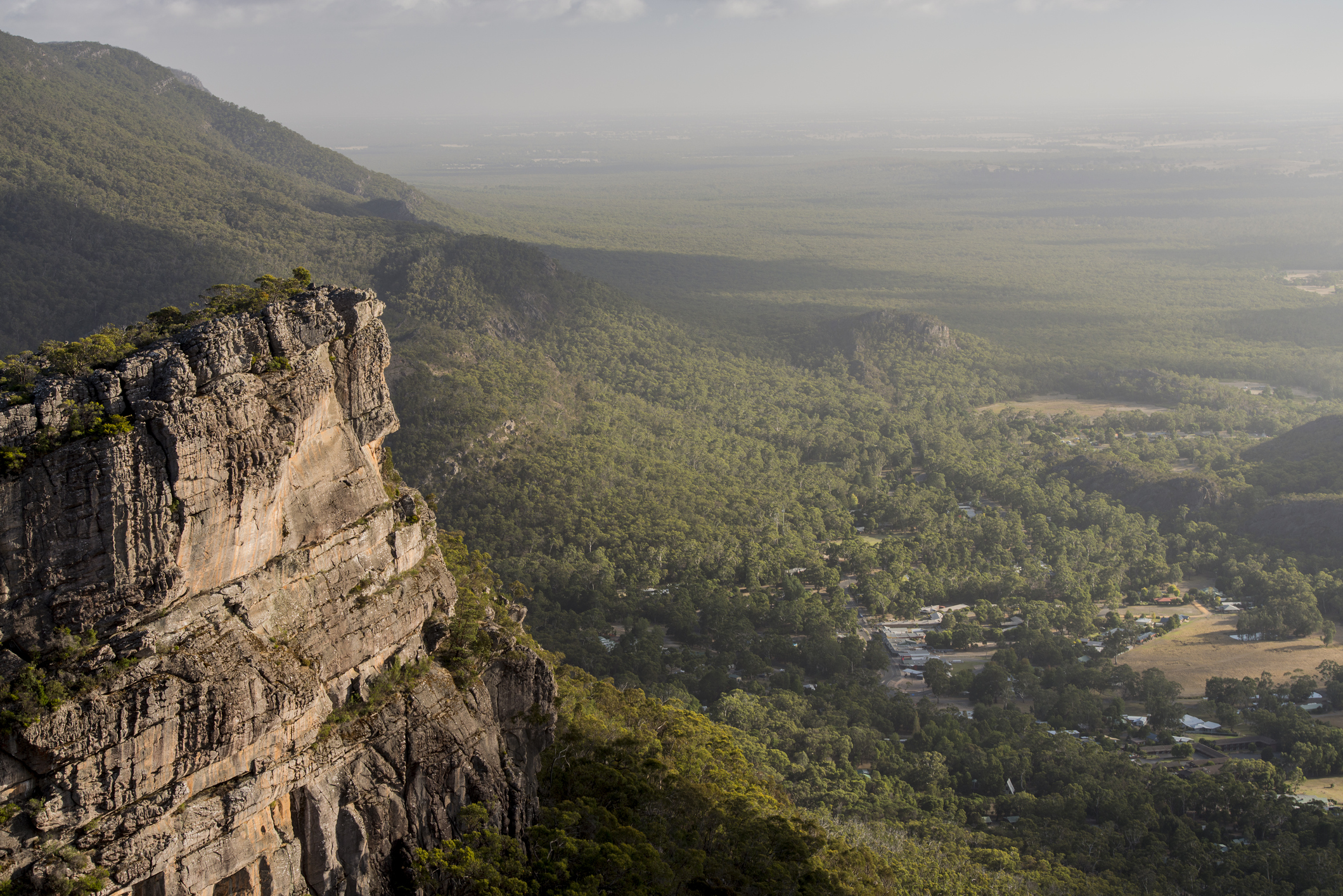 The Pinnacles Lookout in the Grampians (iStock/PA)