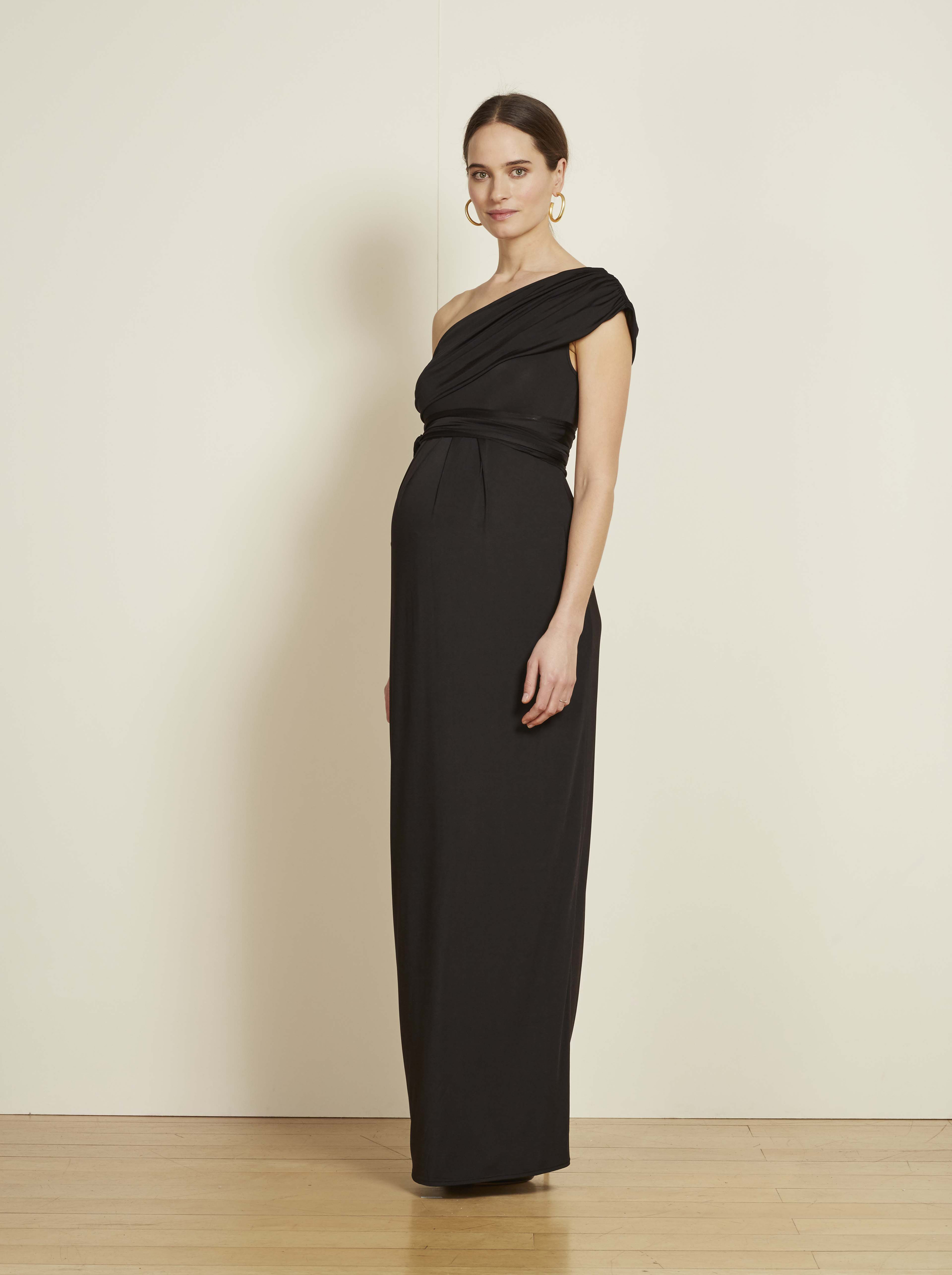 Isabella Oliver Belmont Maternity Maxi