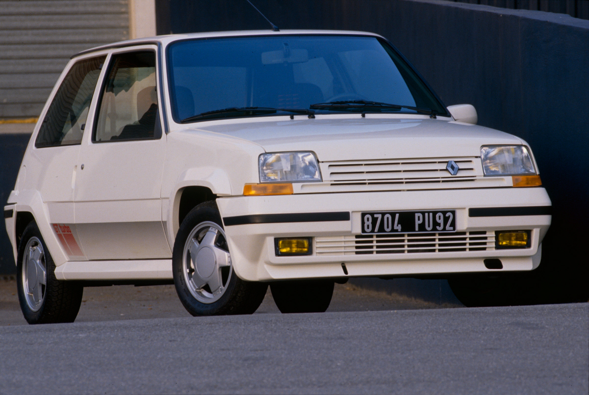 Prices for the Renault 5 GT Turbo have continued to rise