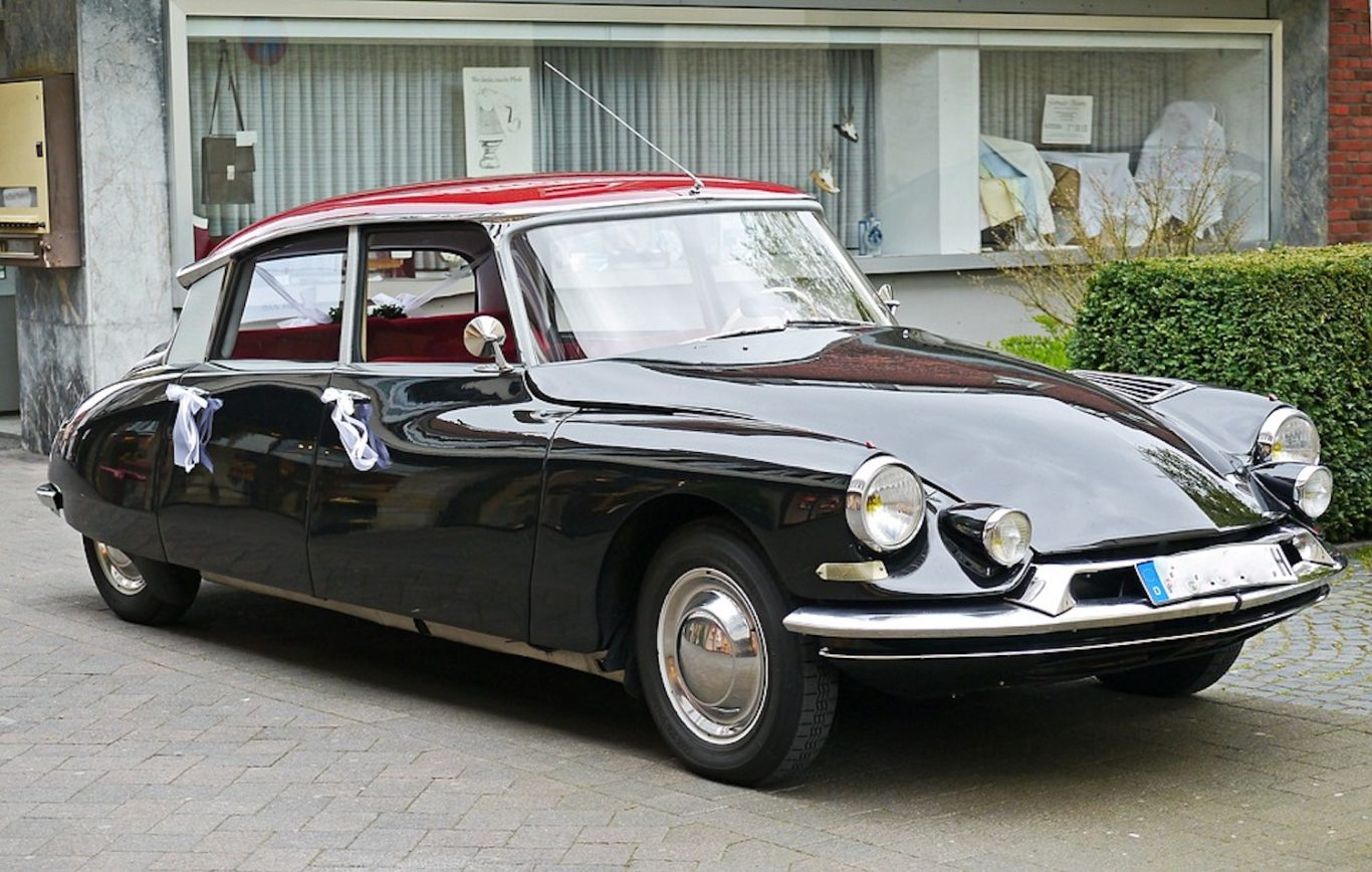 Is there any French car more iconic than the Citroen DS?