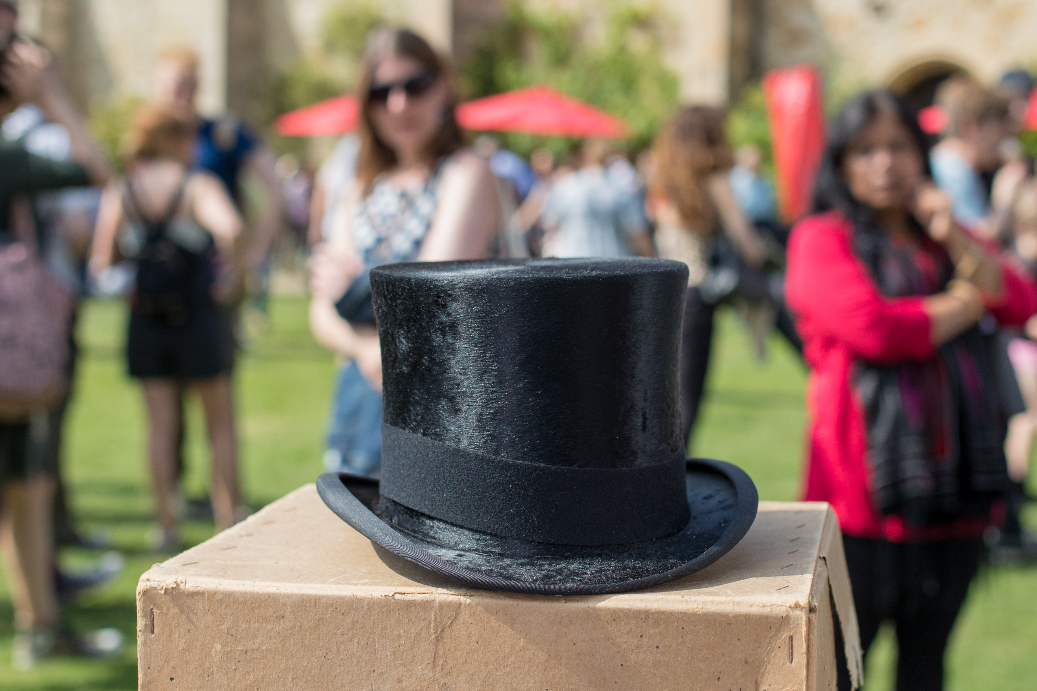 Churchill's hat on Antiques Roadshow