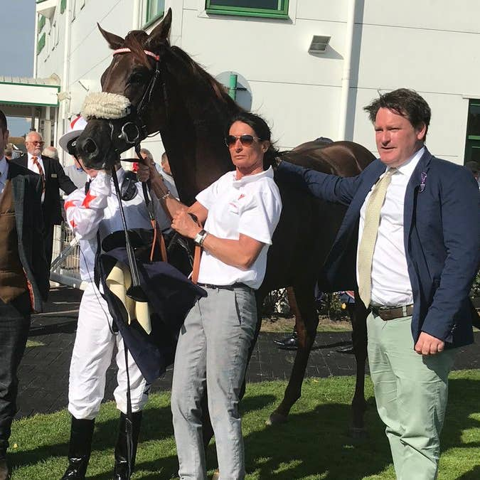 Magic J impressed in winning at Yarmouth