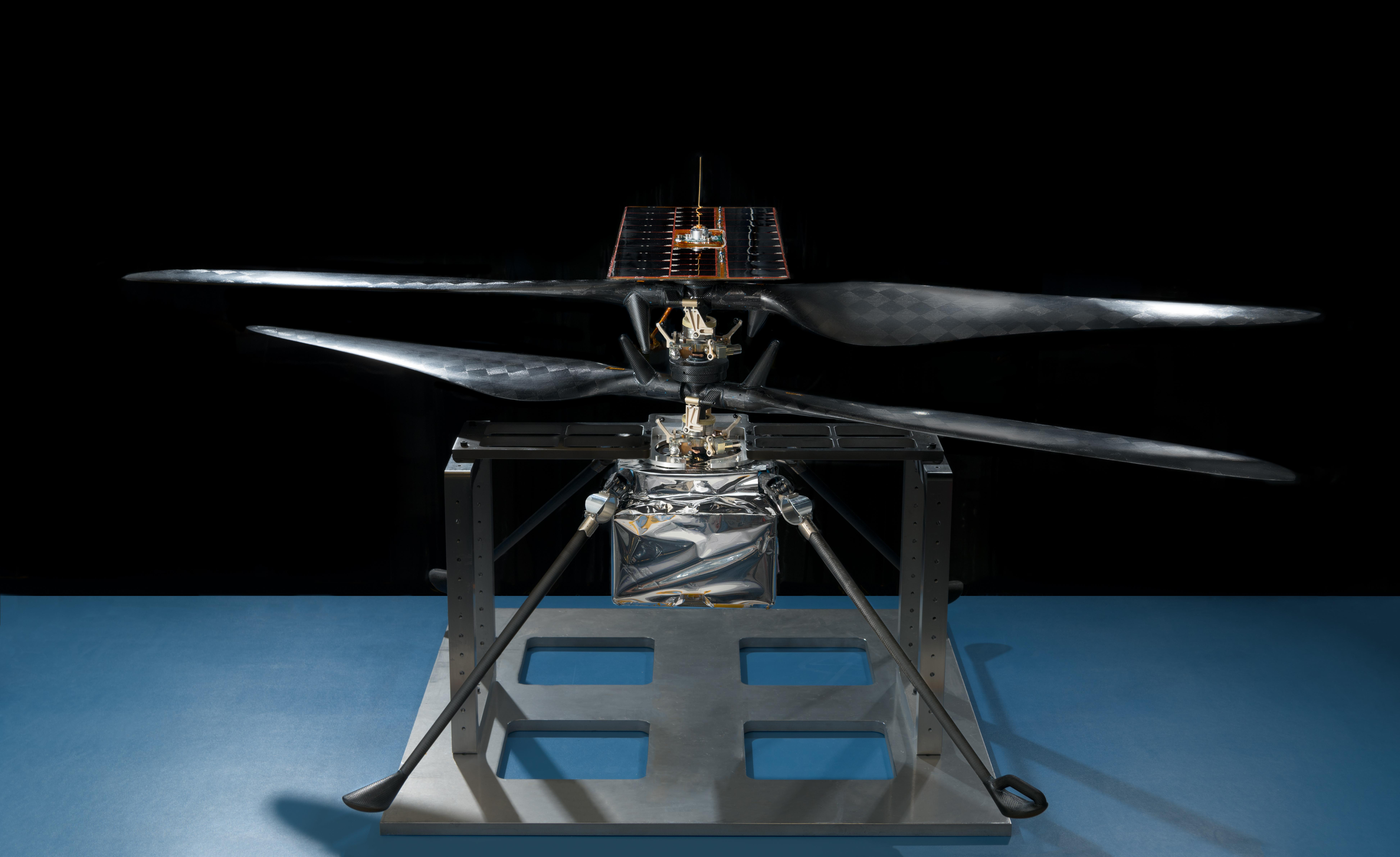 Nasa moves a step closer to flying a helicopter on Mars in