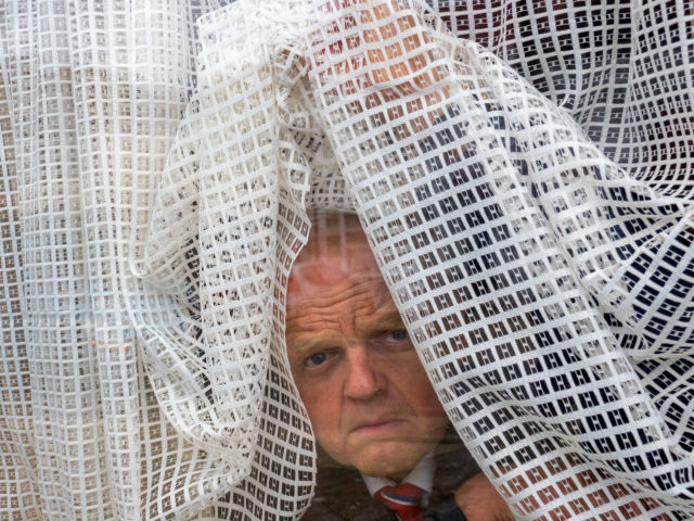 Toby Jones as Peter Green (BBC/Sister Productions)