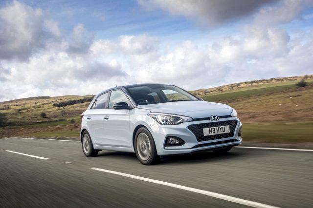 Hyundai Adds New 'Play' Trim To I10 And I20