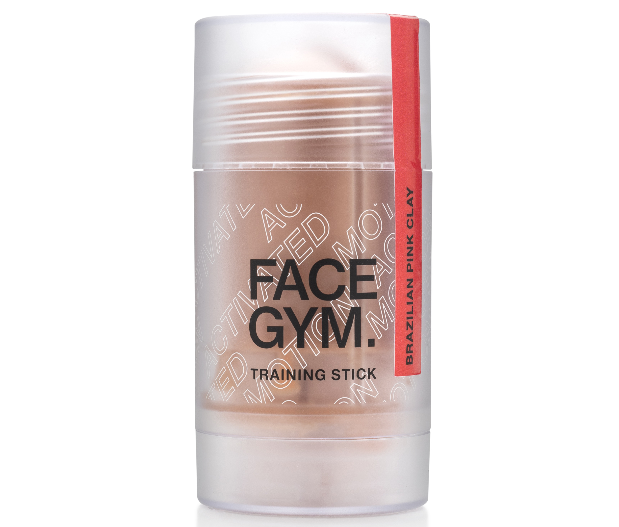 Face Gym Brazilian Pink Clay Training Stick