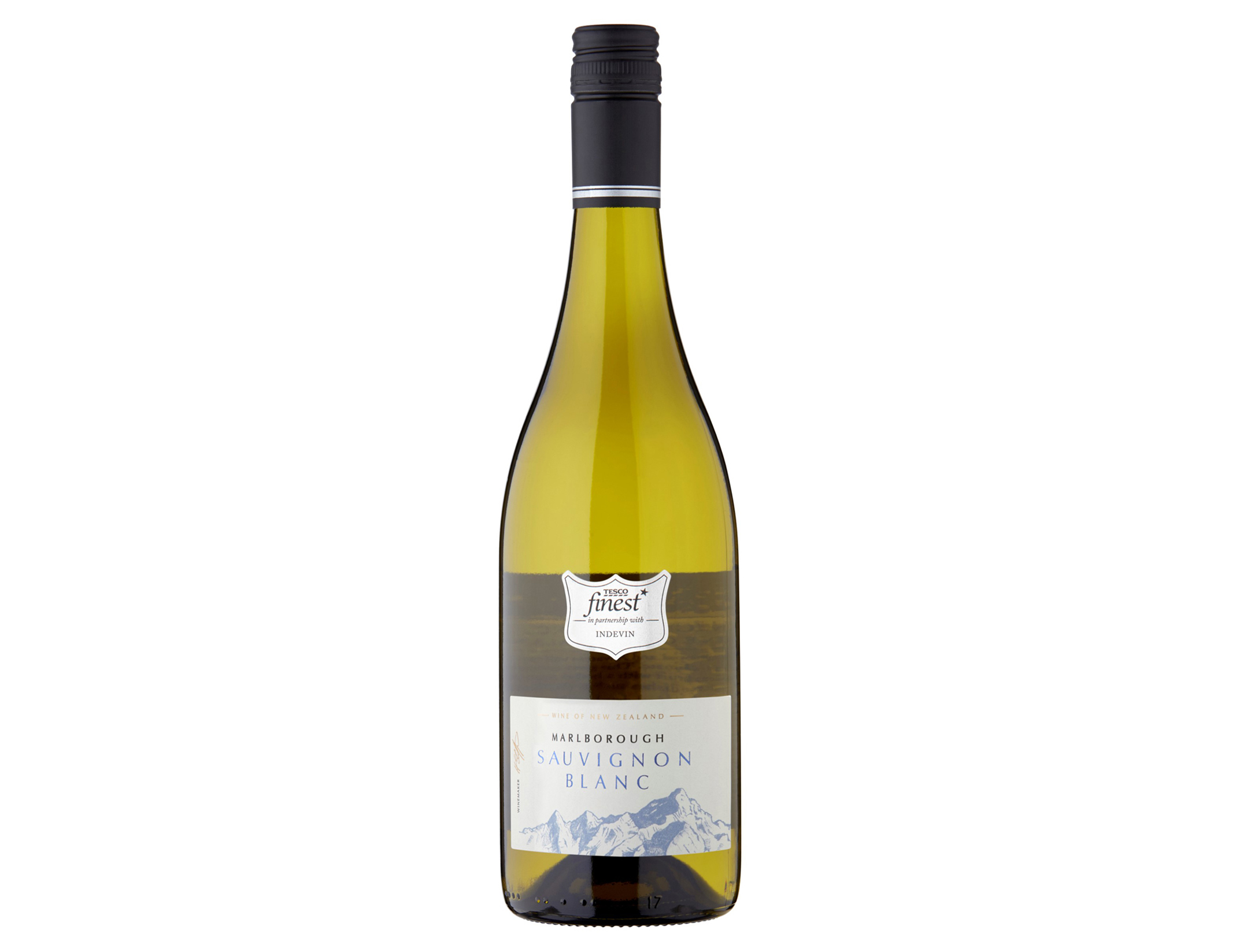 Tesco Finest Sauvignon Blanc, New Zealand