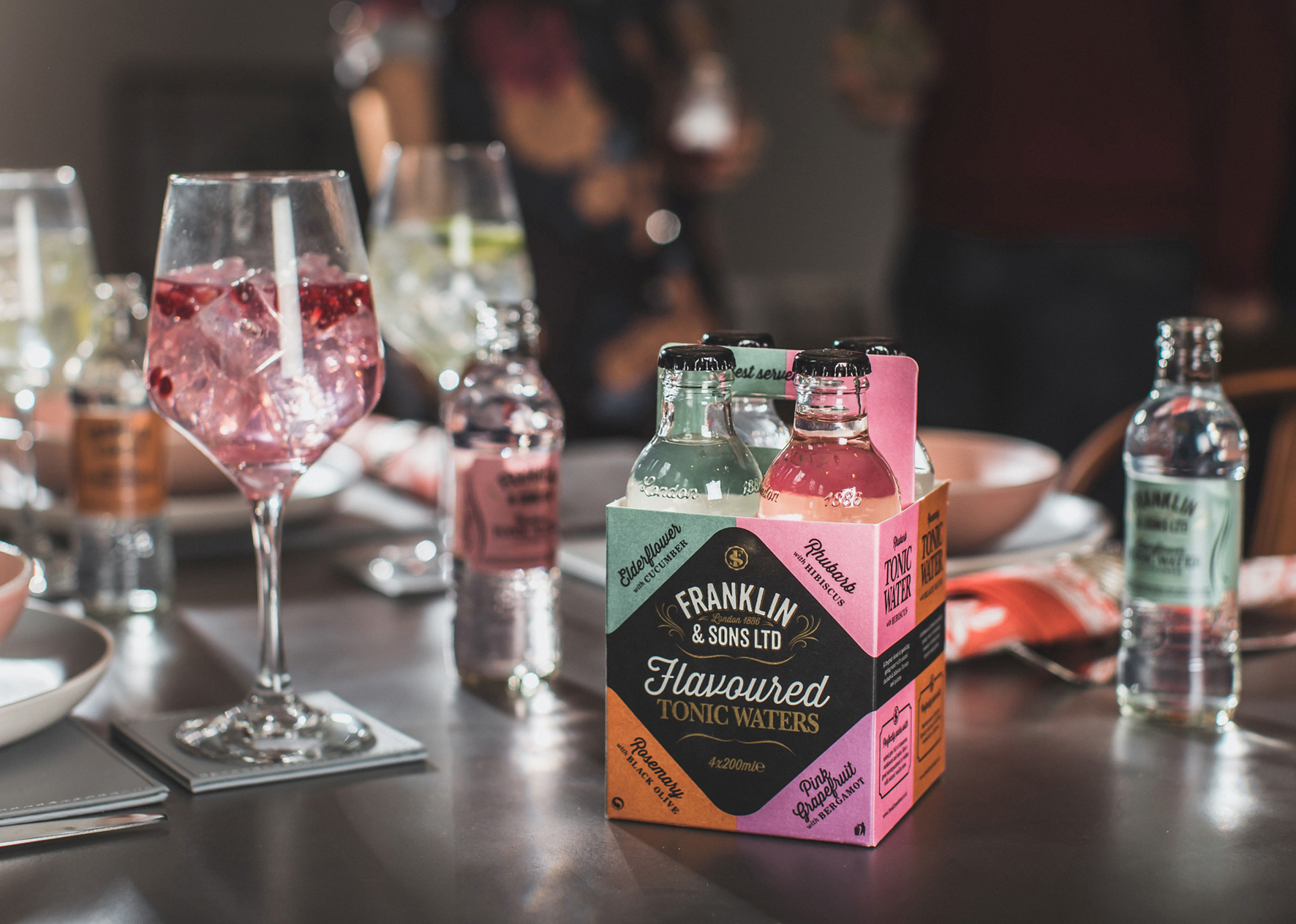 Franklin & Sons Taste Collective tonics