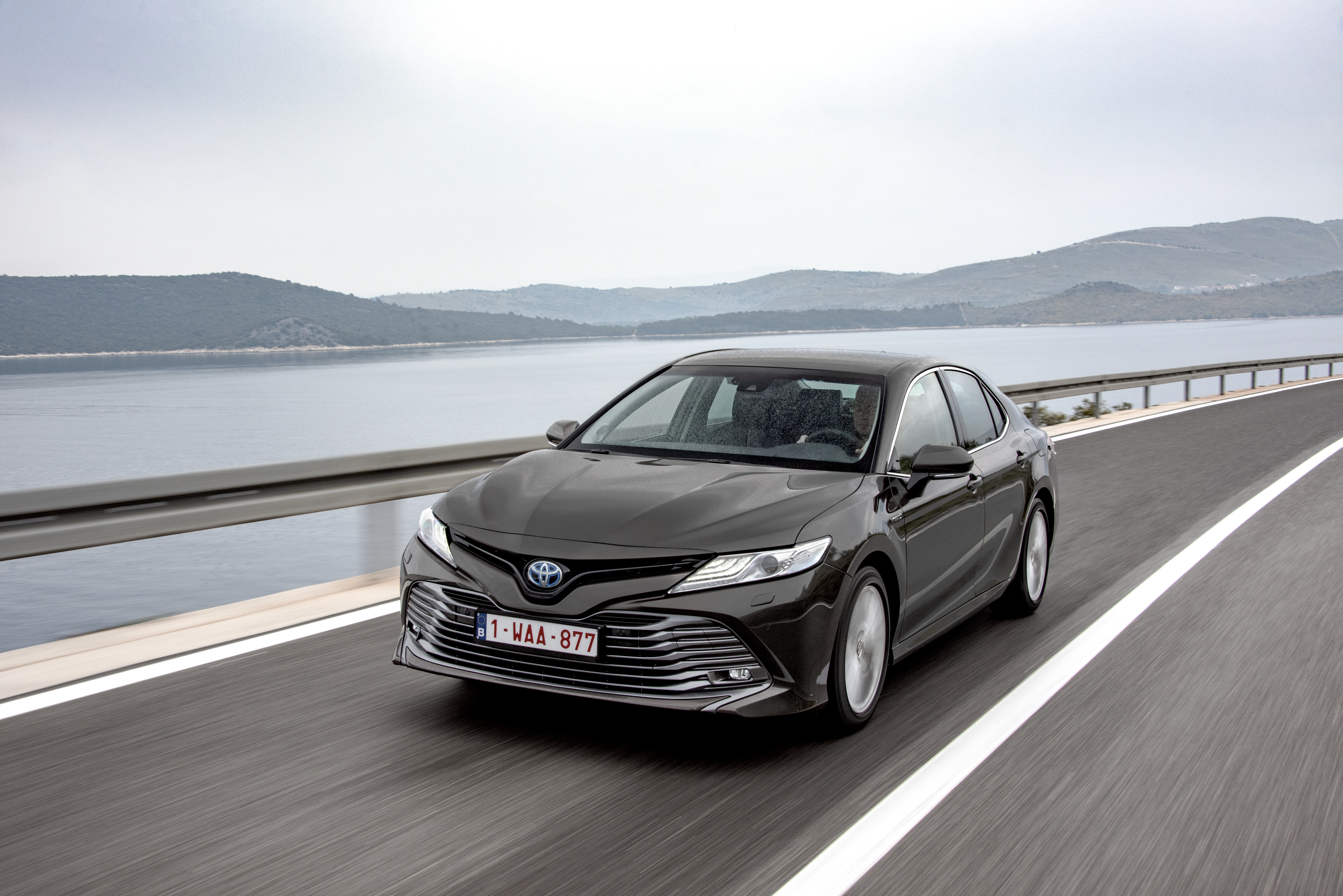 First drive: The Toyota Camry ticks most of the boxes - Evening Express