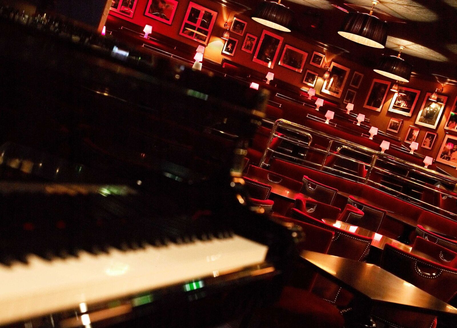 Ronnie Scott's interior