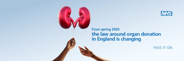 Organ-shaped balloons are at the centre of the new campaign (NHS Blood and Transplant/ PA)