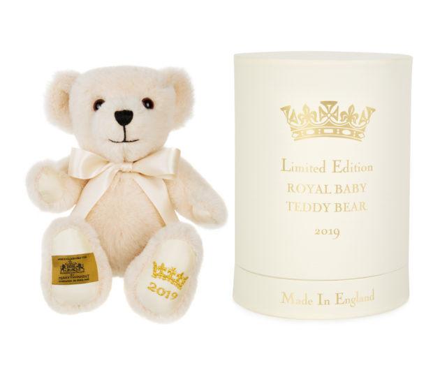 Royal Baby Bear