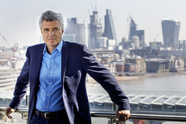 Mark Read, chief executive of WPP