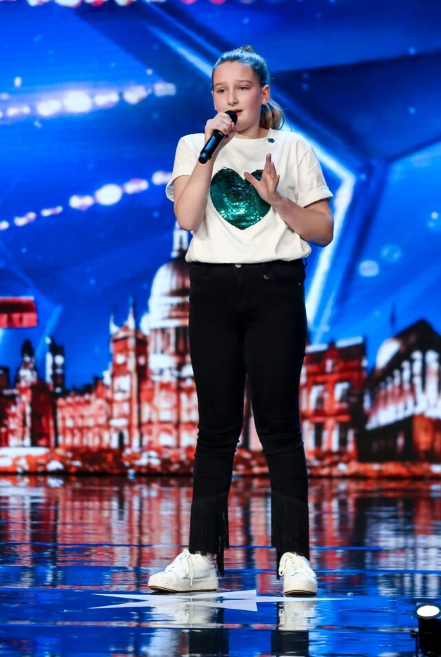 Giorgia Borg Britain's Got Talent