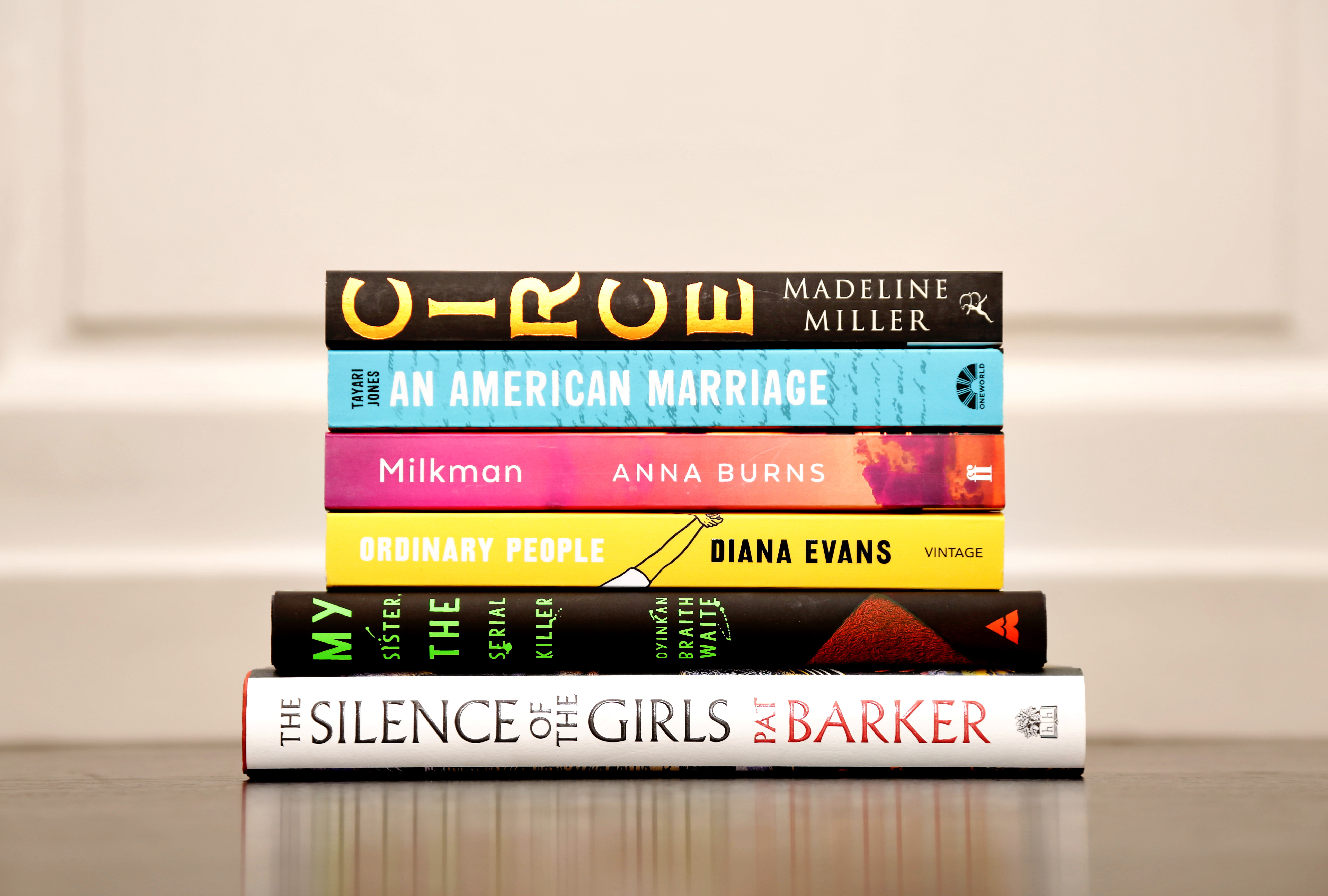 Women's Prize for Fiction Shortlist 2019 (Sam Holden Agency/PA)