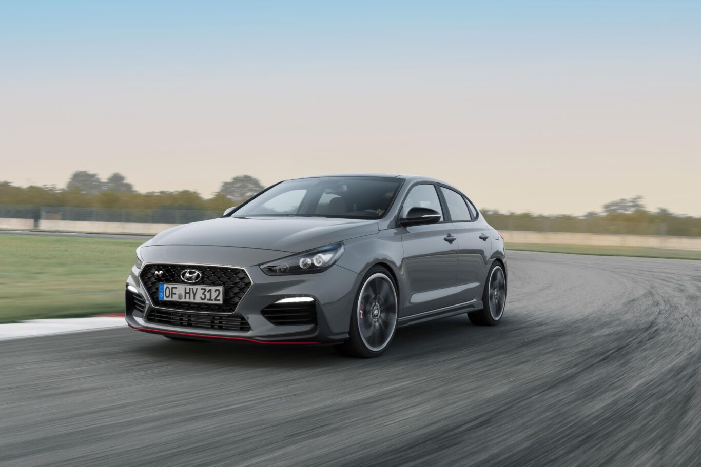 Hyundai's i30N Fastback combines pace and practicality