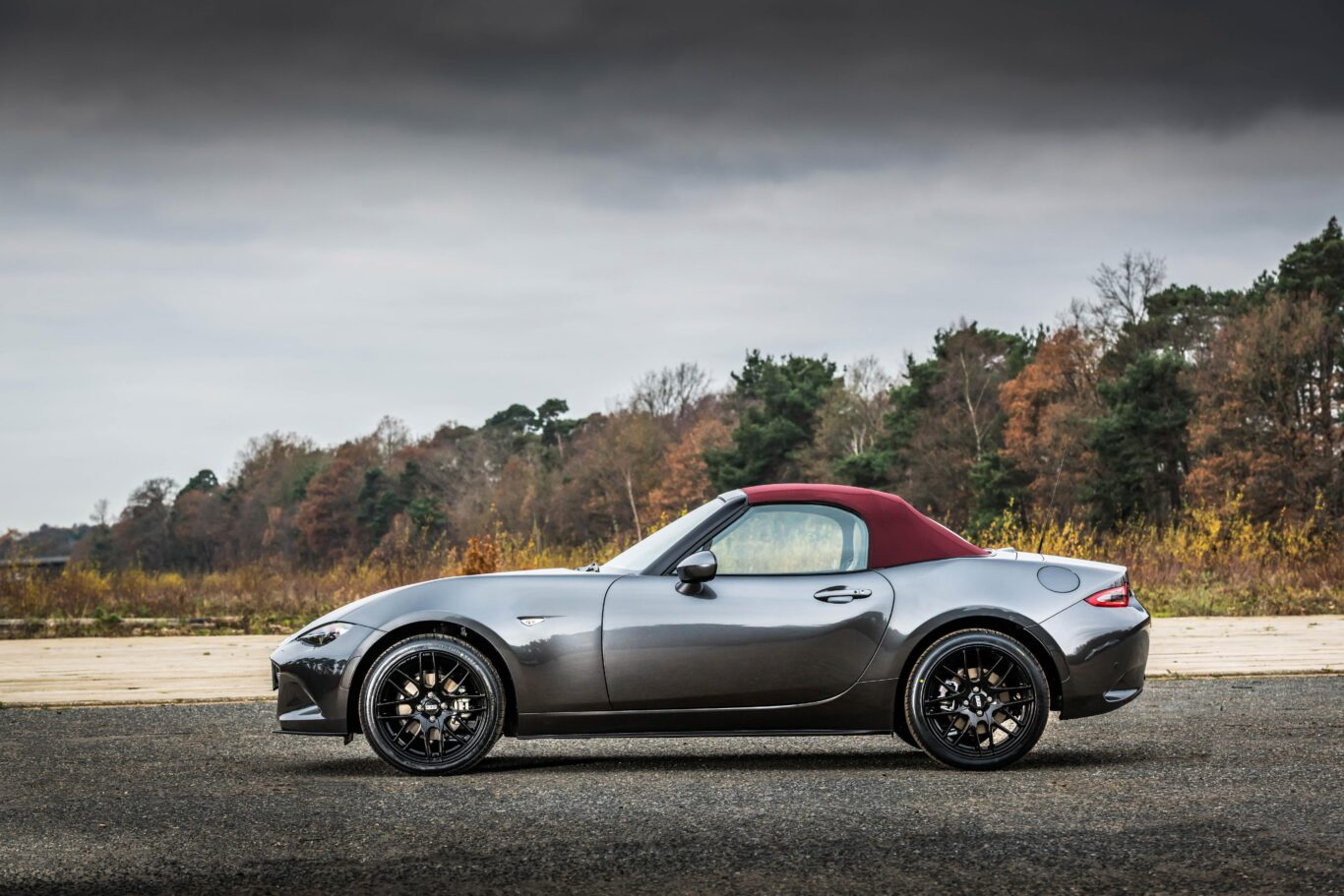 Mazda's MX-5 continues to enjoy plenty of popularity