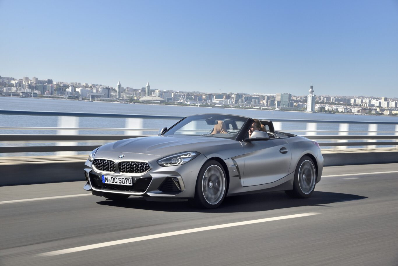 BMW's new Z4 is more tech-laden than ever