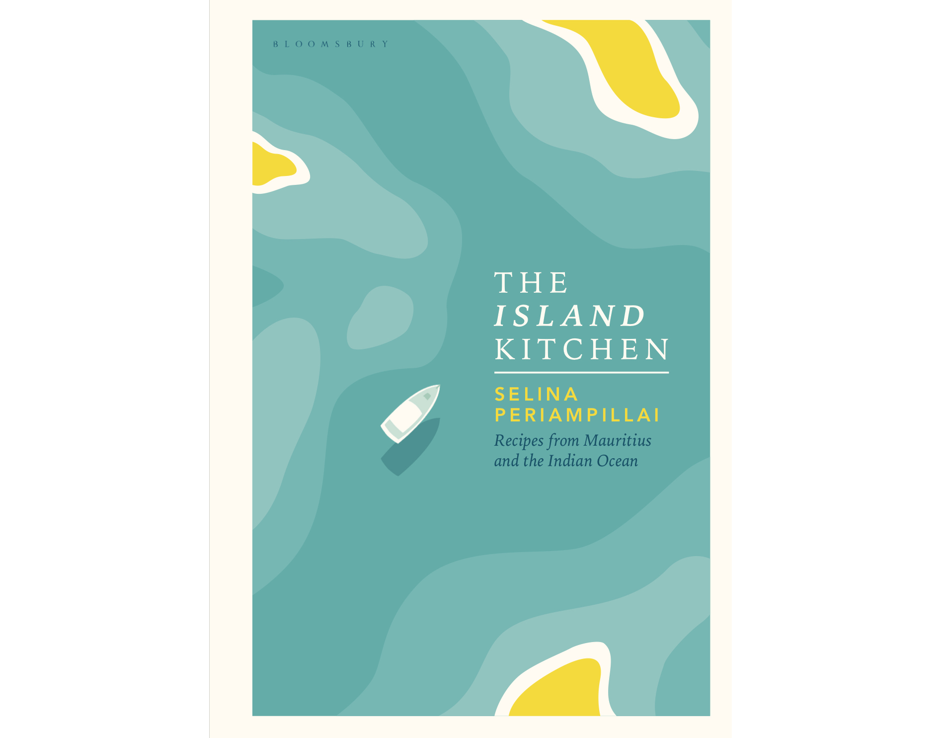 Island Kitchen cover book